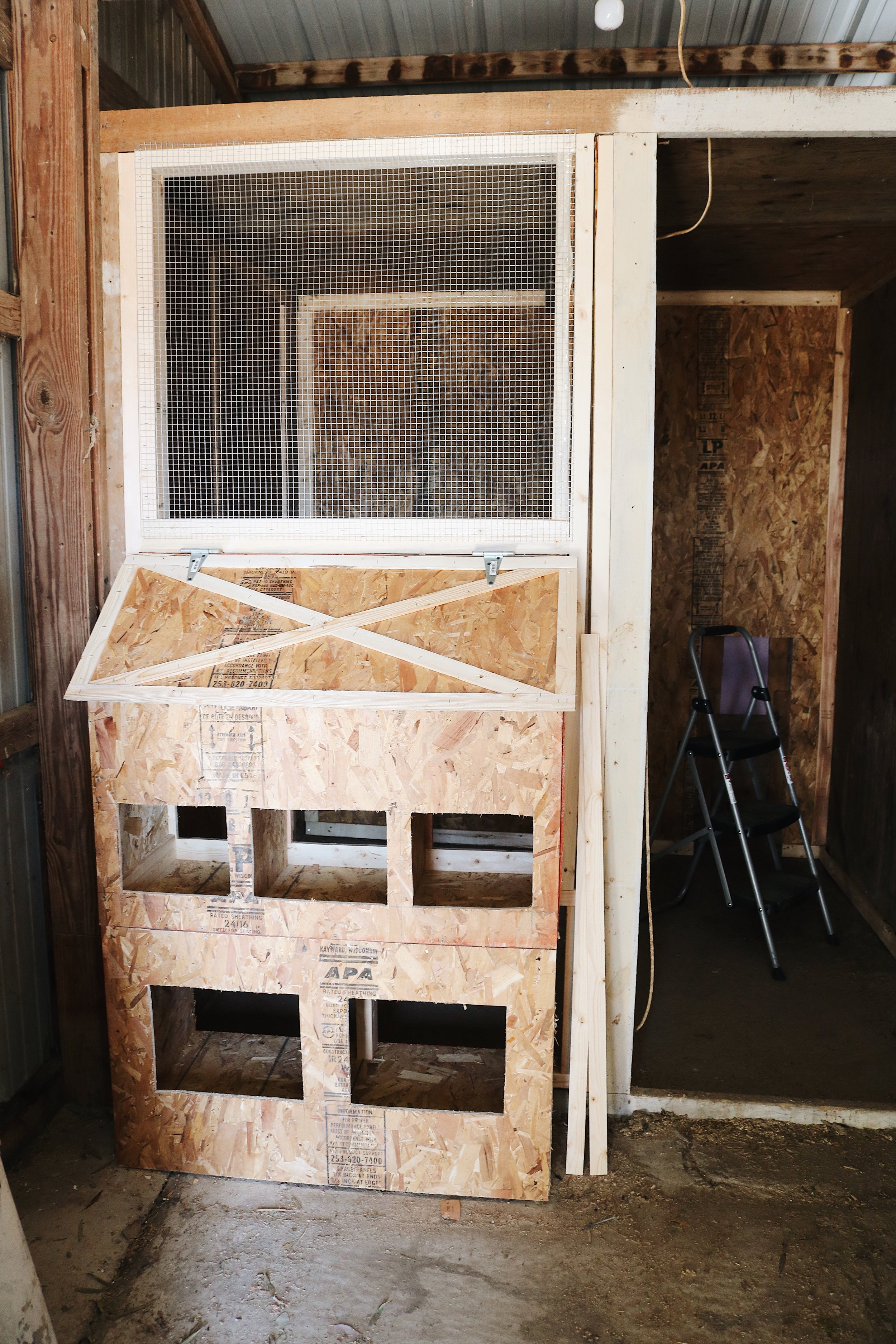 Homestead Update: Slowly Waking the Farm - Under A Tin Roof Blog