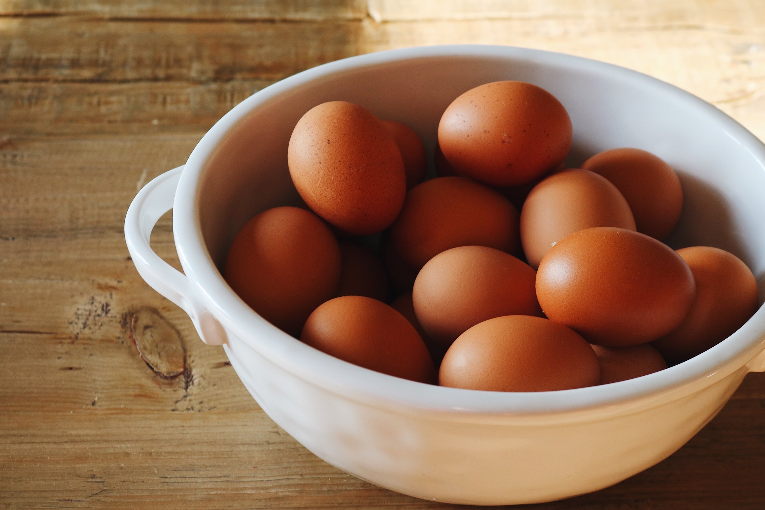 How to Store Fresh Eggs - Under A Tin Roof Blog