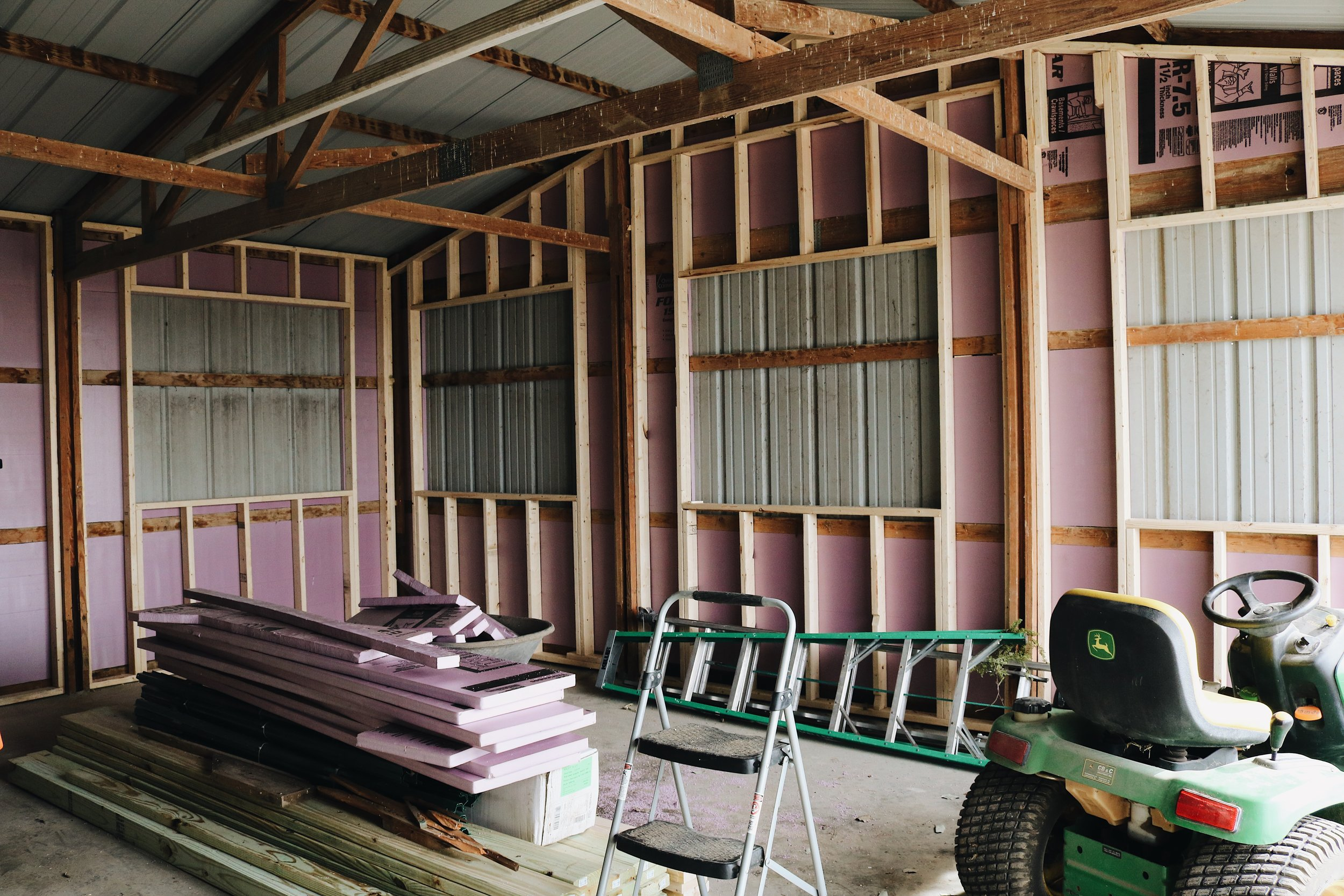 Homestead Update: The Ducks Have Arrived! - Under A Tin Roof Blog