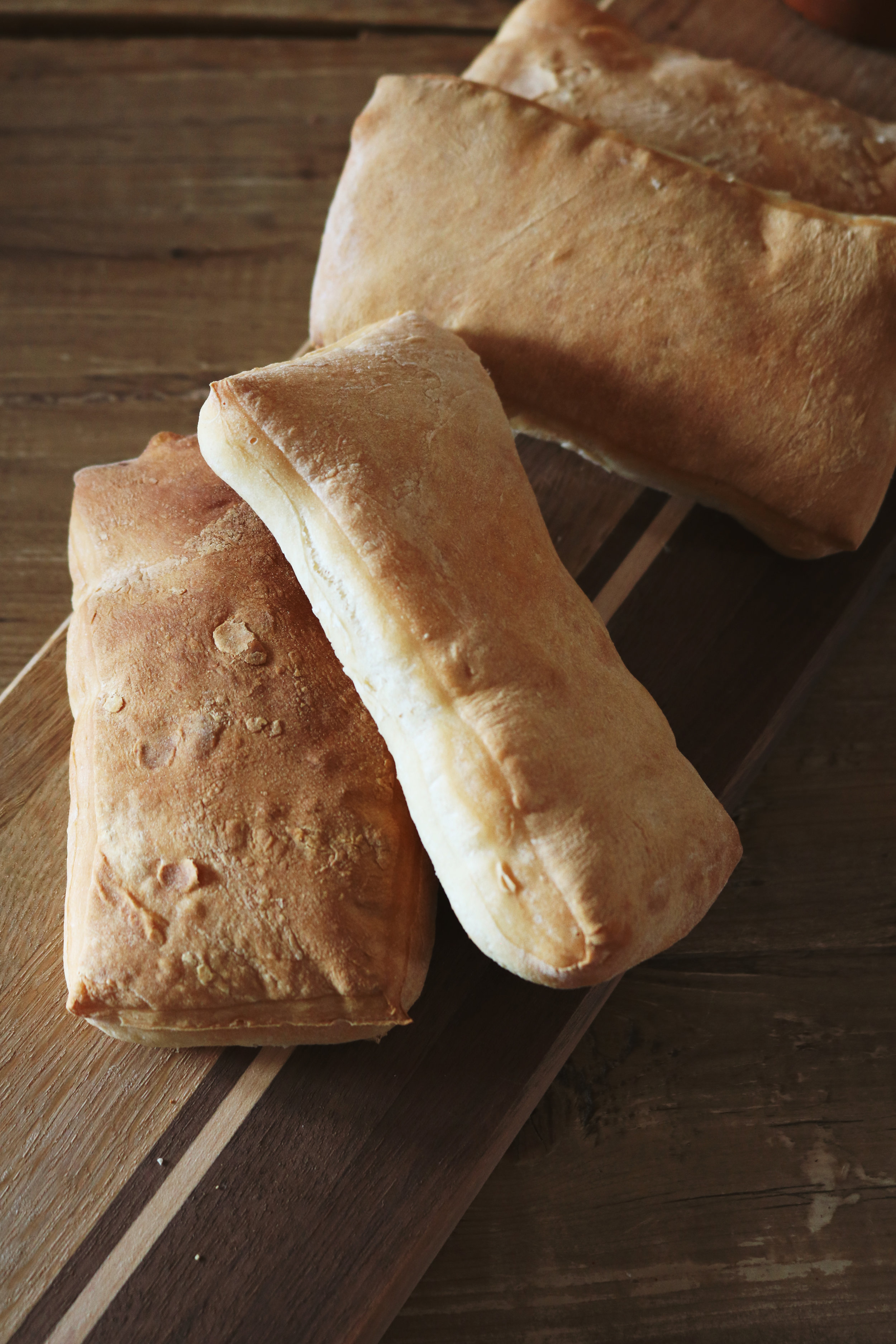 Ciabatta Bread - Under A Tin Roof Blog