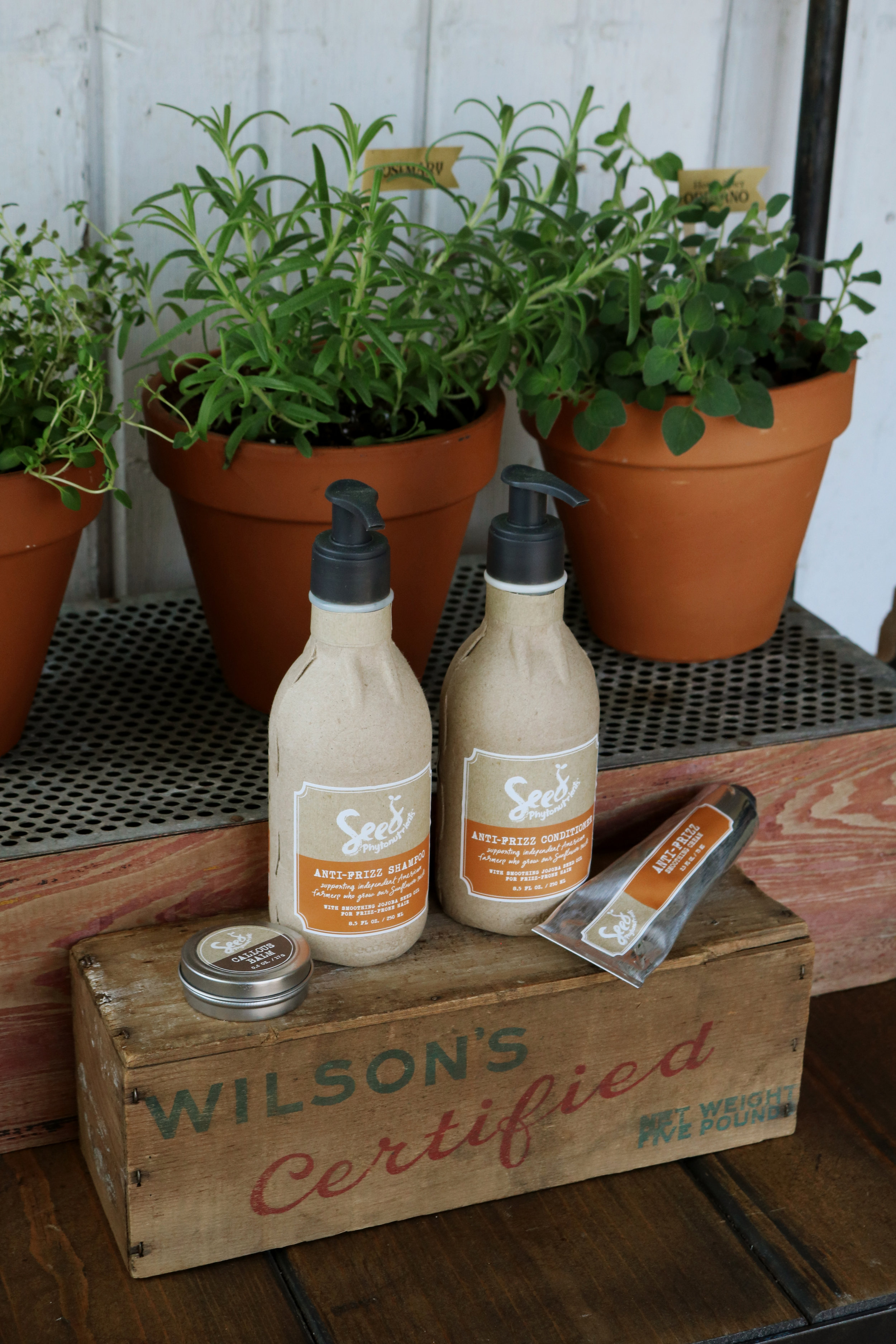 Sustainable, Natural Hair Care with Seed Phytonutrients - Under A Tin Roof Blog