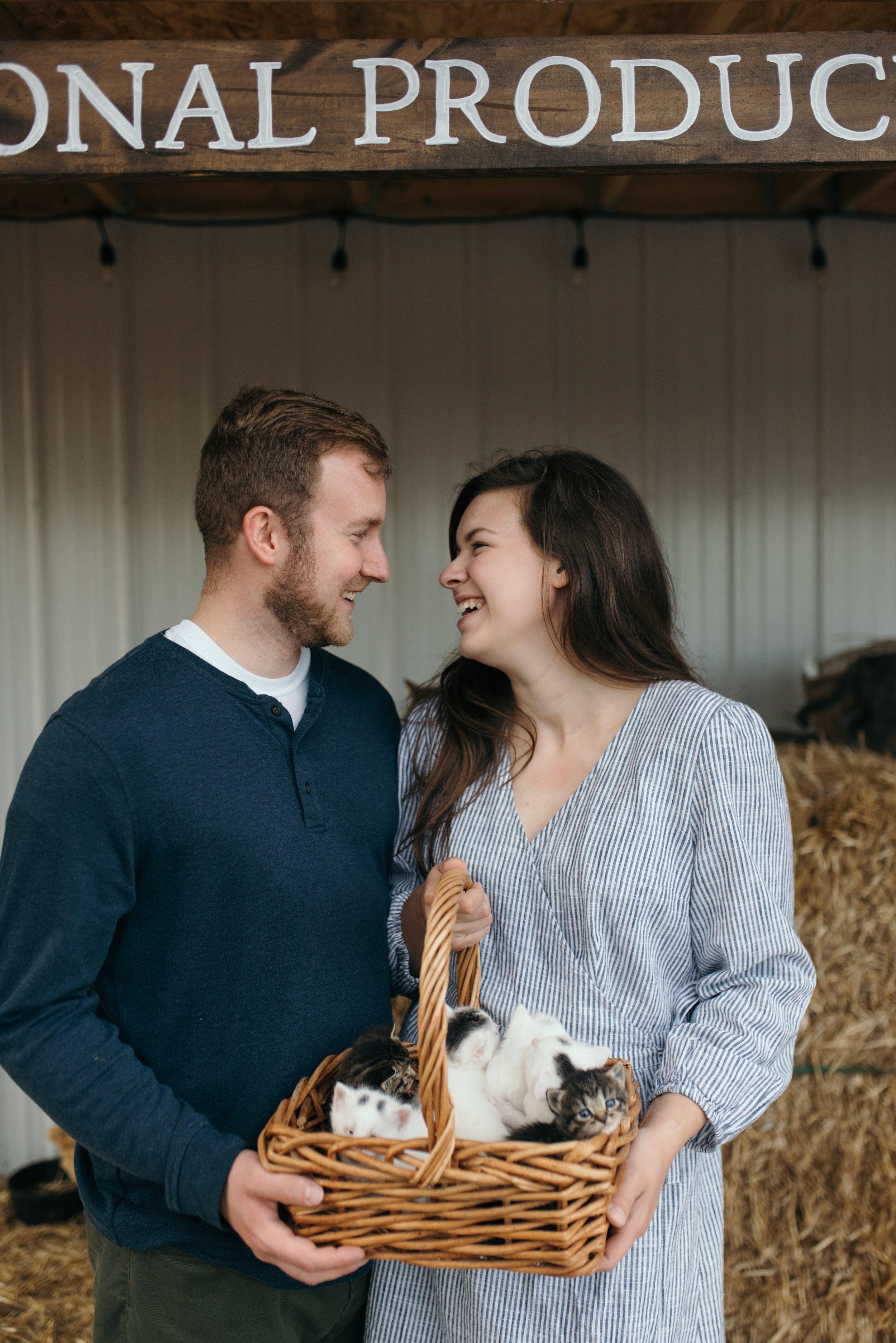 Our Engagement Photos - Under A Tin Roof Blog