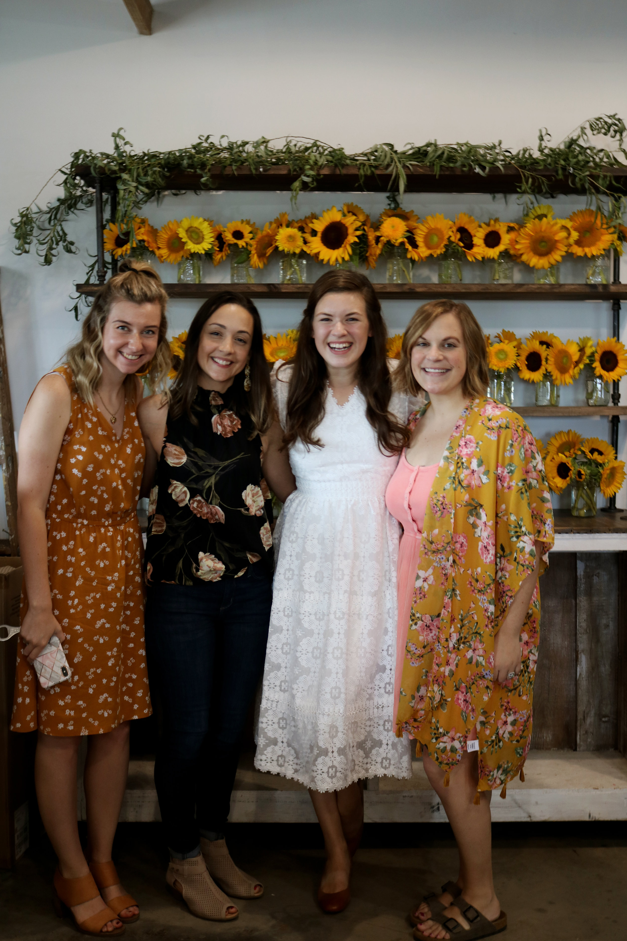 My Bridal Shower - Under A Tin Roof Blog