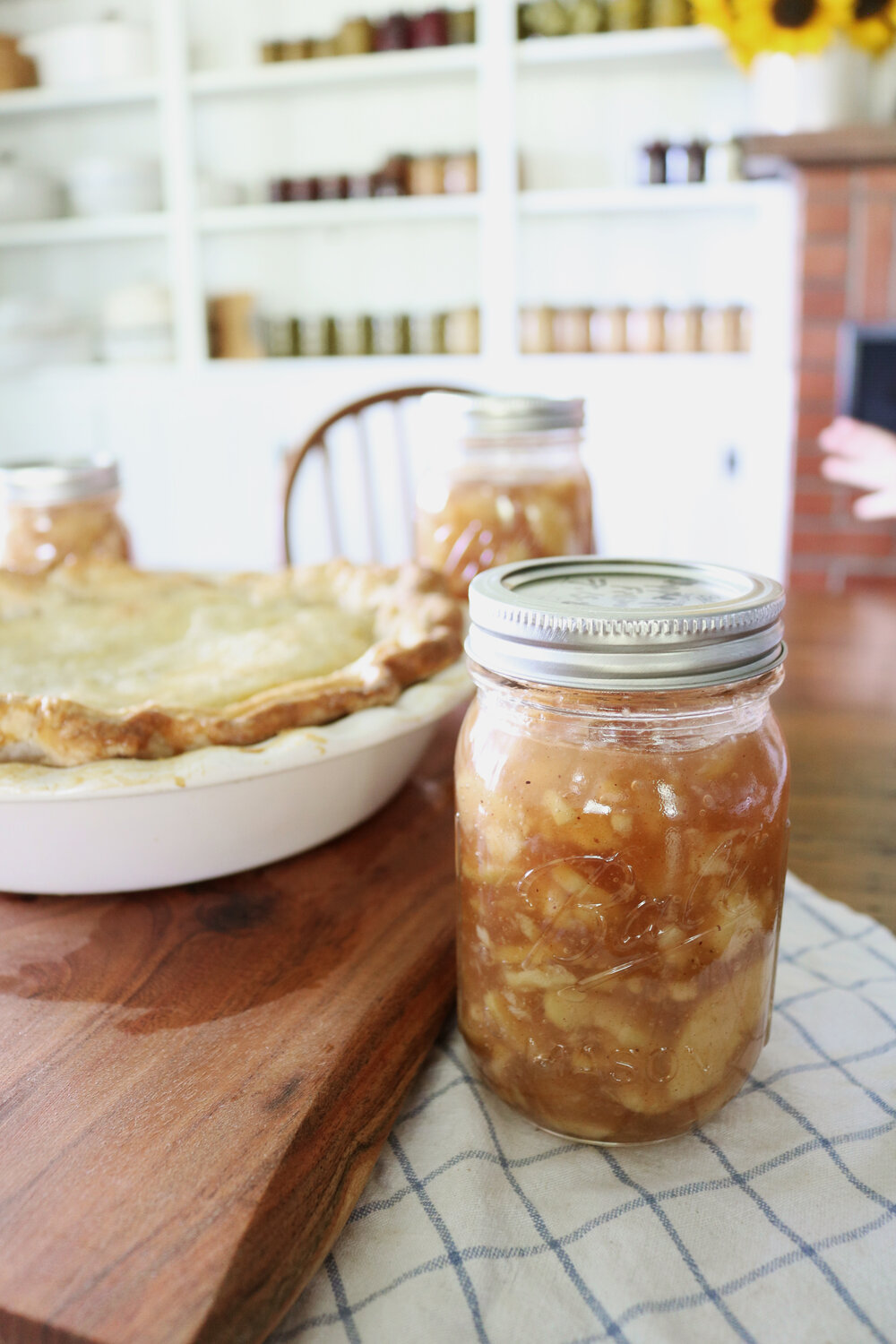 Canned Apple Pie Filling — Under A Tin Roof™