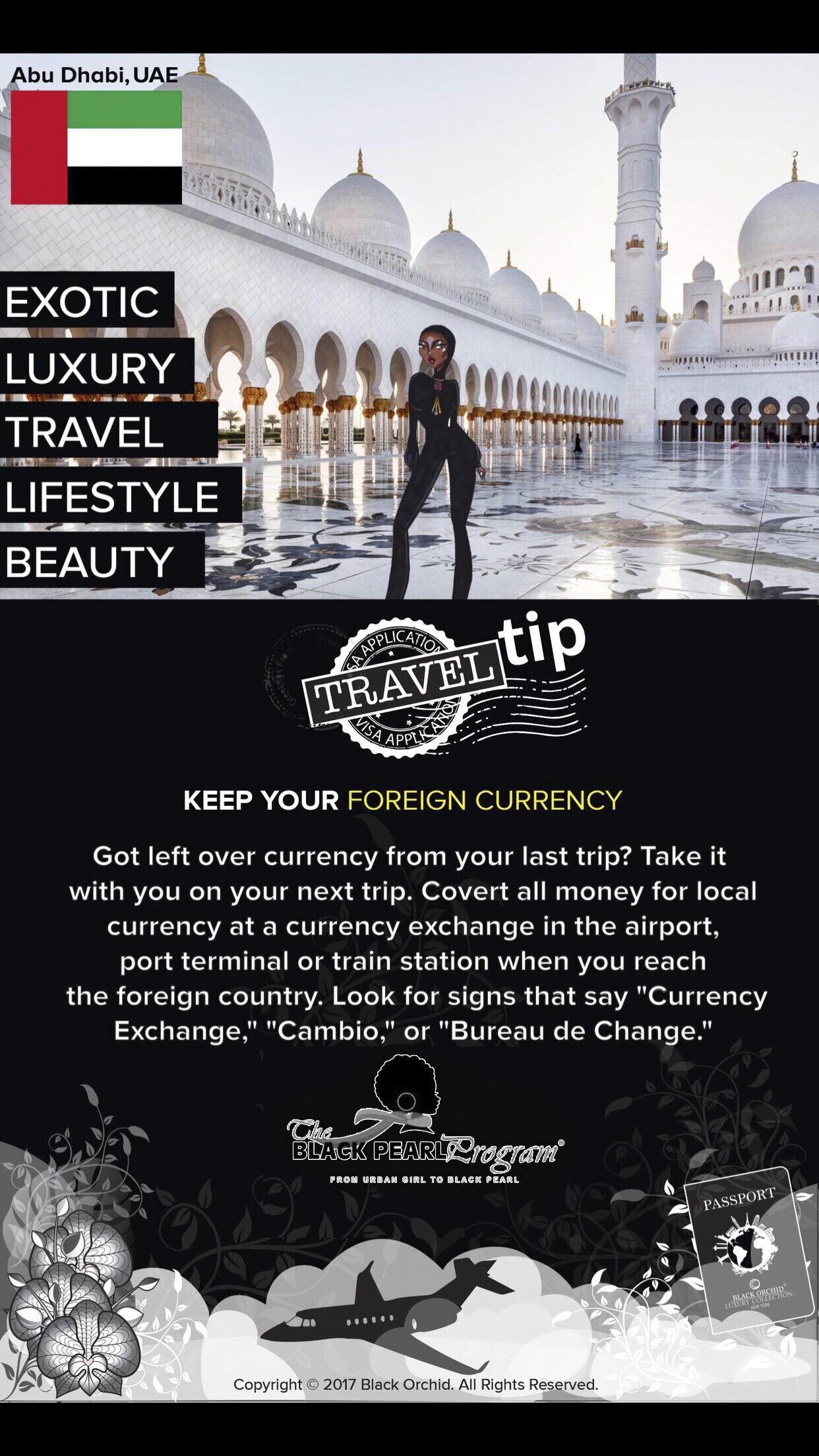 Travel Tip #5
