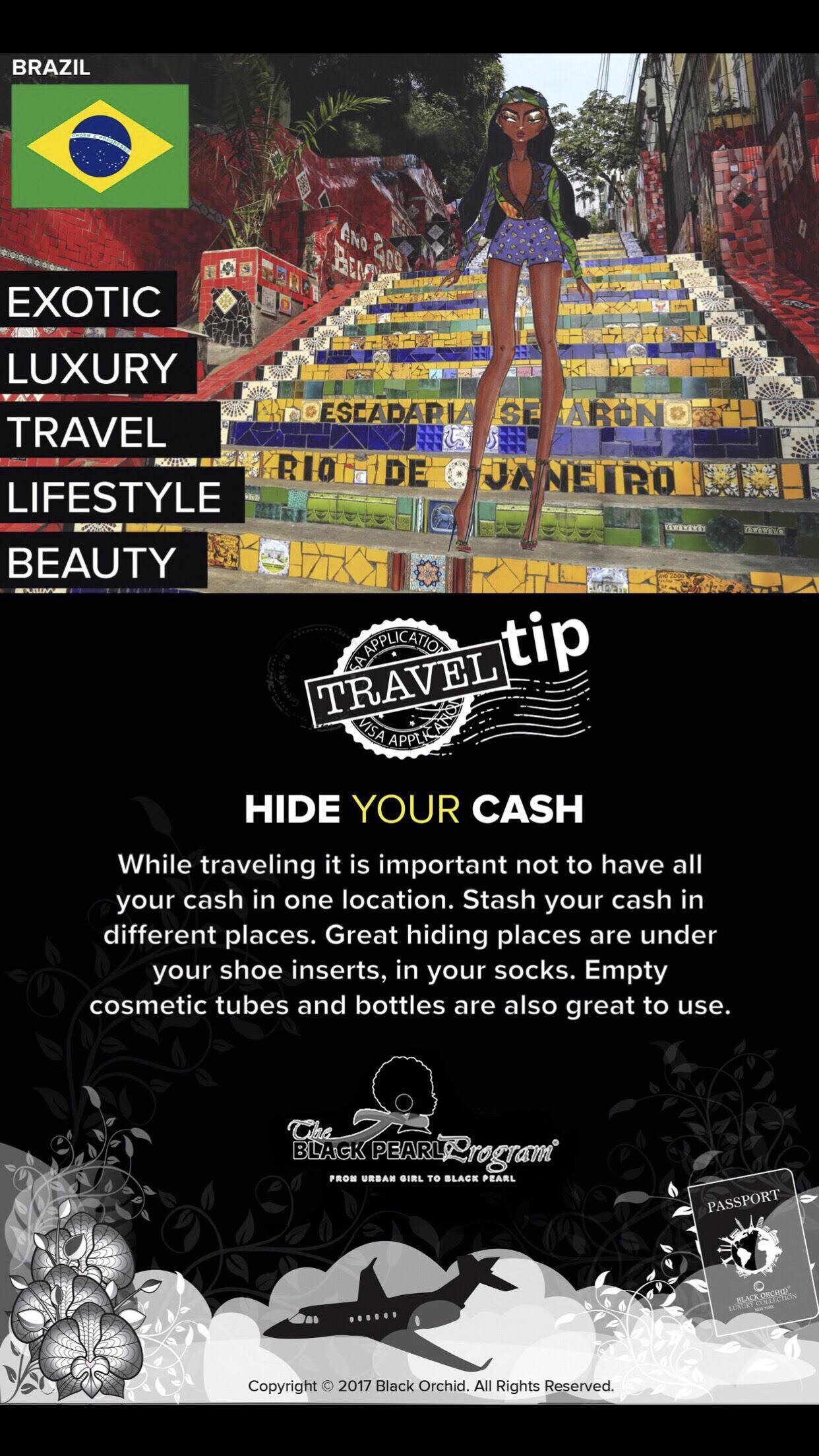 Travel Tip #8