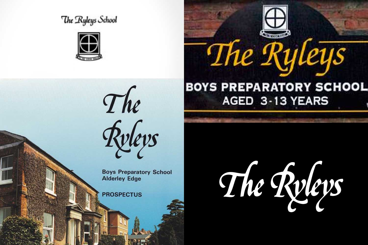 The brand required an update and to incorporate the move to being a mixed school
