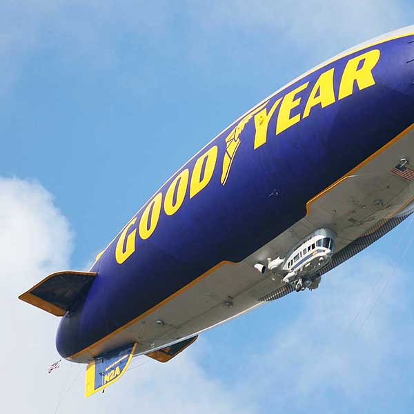 Goodyear  Concepts for corporate website