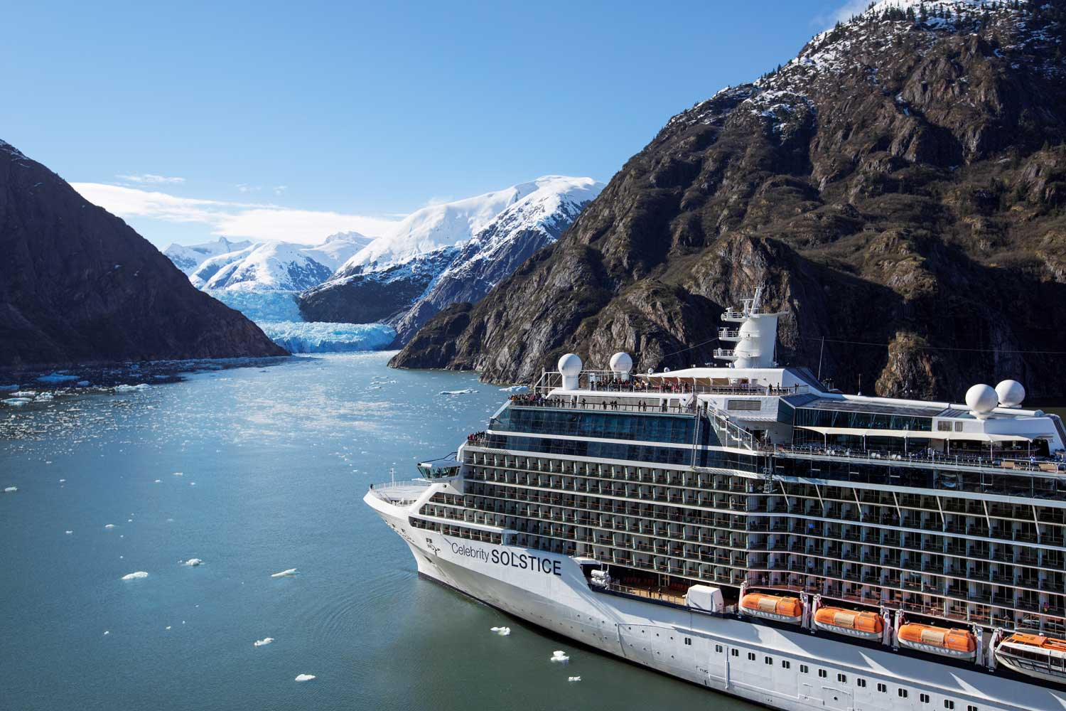 Celebrity Cruises  New website and visual execution of brand