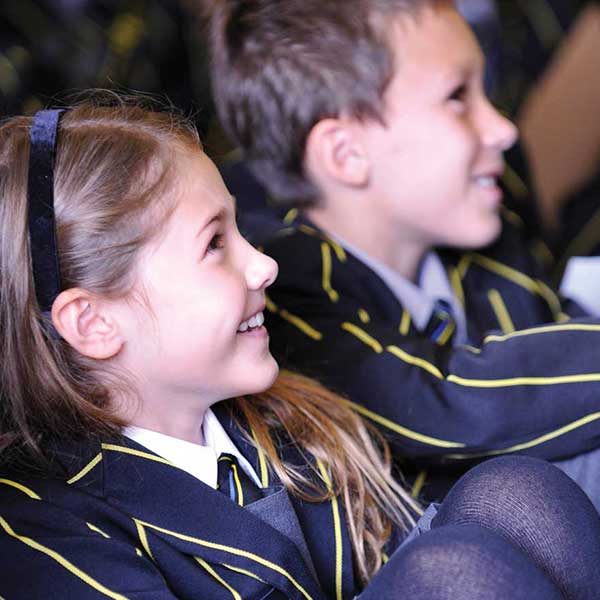 The Ryleys Preparatory School  Rebranded and rolled out