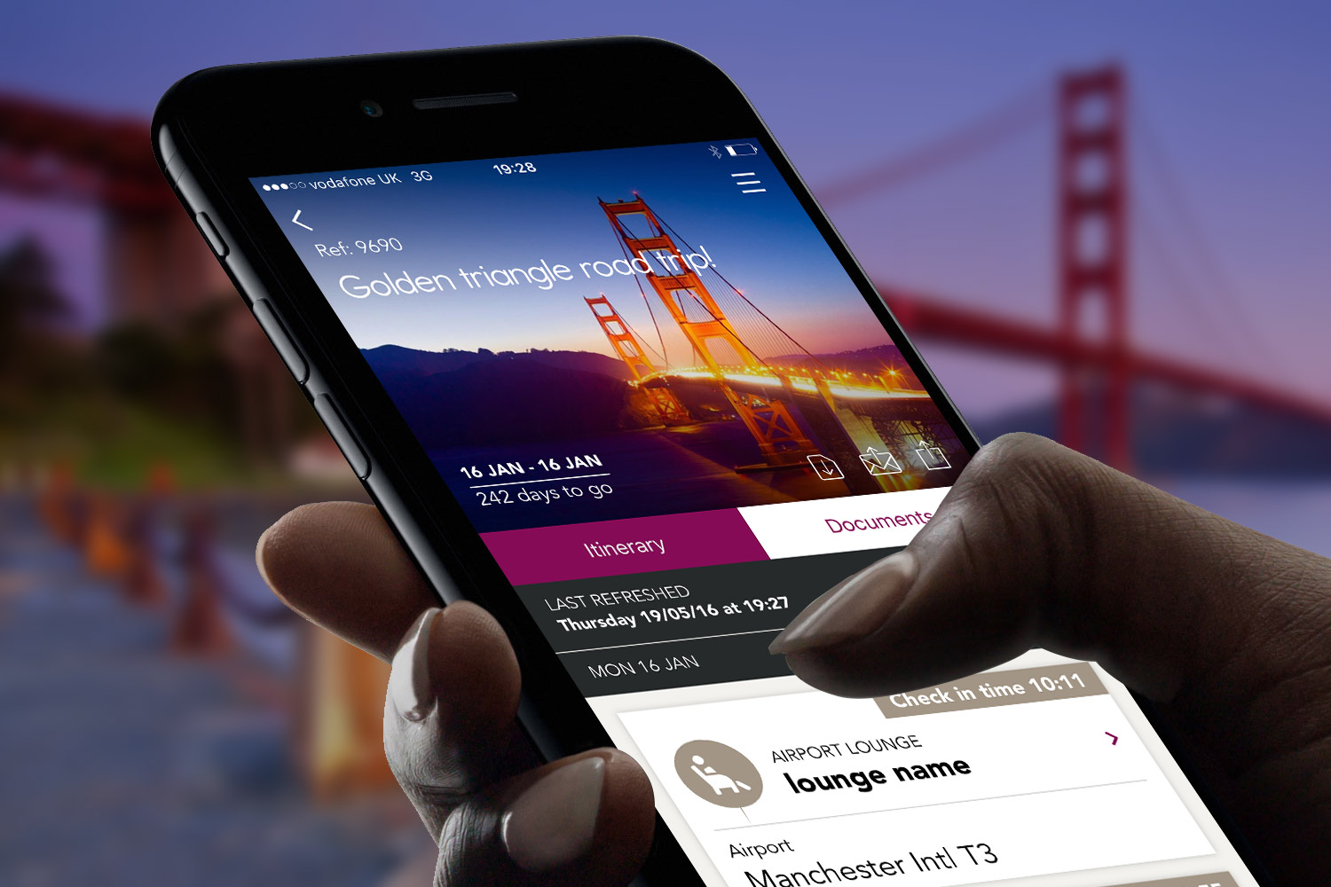Travel Counsellors  Mobile Application on iOS and Android
