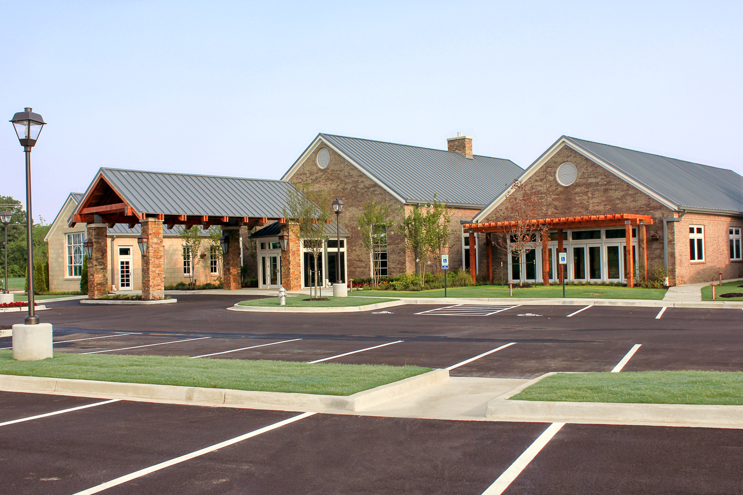 Methodist Hospice in Memphis, Tennessee | Hospice Healthcare Medical Design Construction