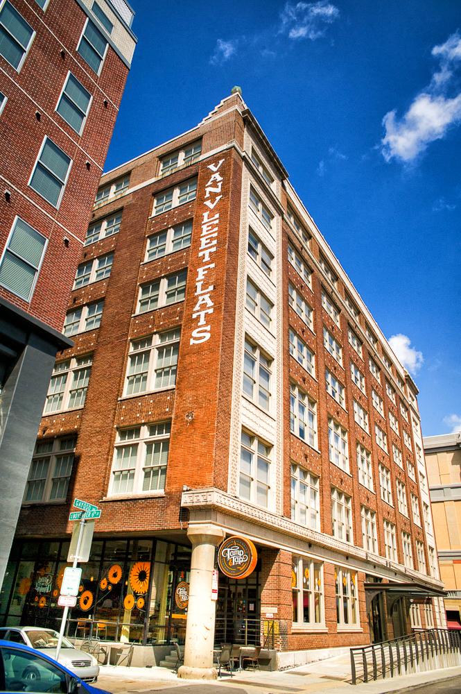 Van Vleet of Memphis, Tennessee - Redevelopment Urban Lofts Design Construction-1.jpg