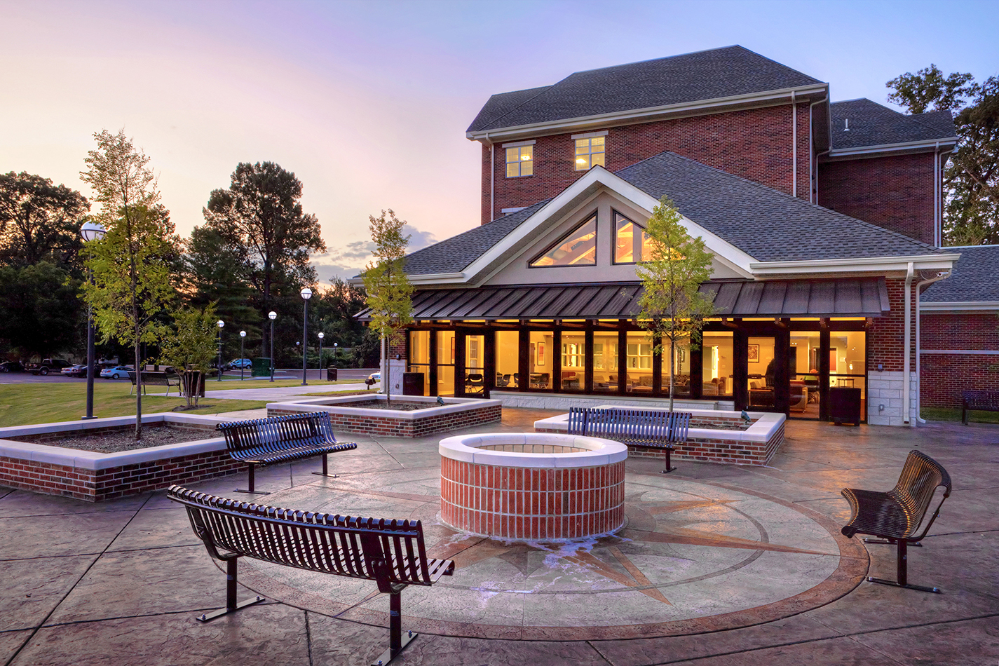 CBU Living Learning in Memphis, Tennessee - Higher Education Design Construction-3.jpg