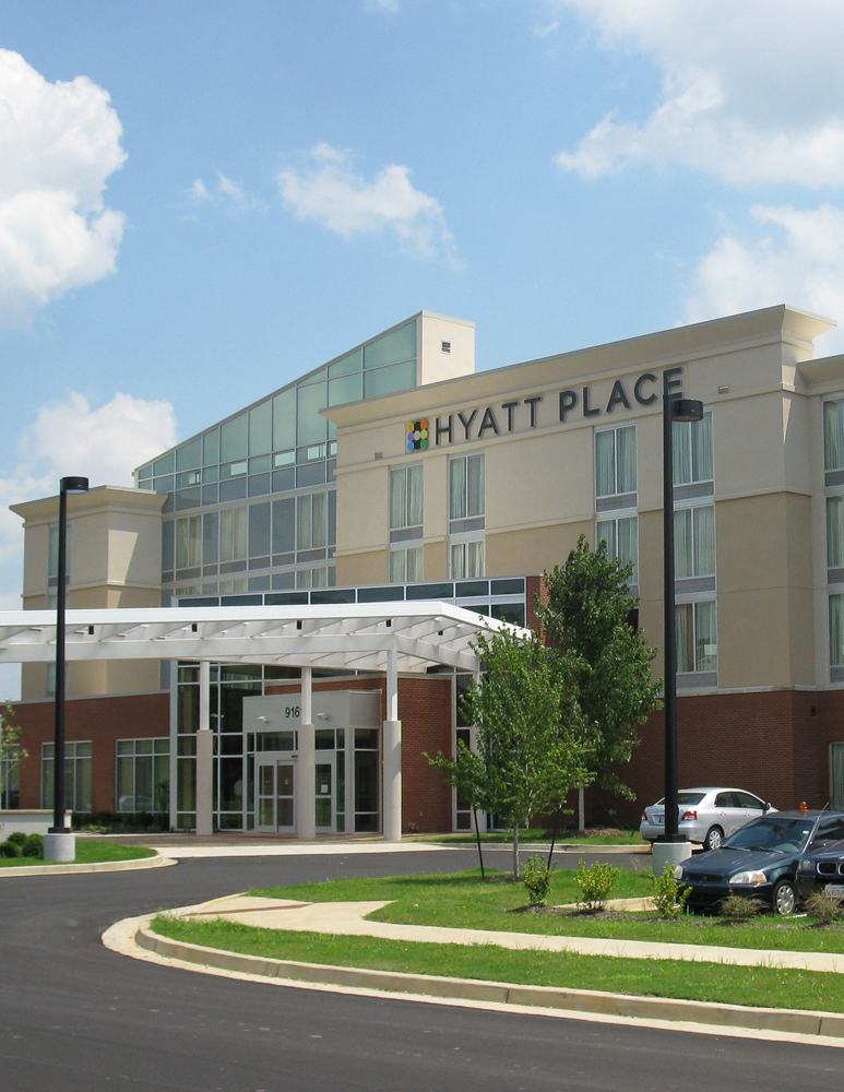 Hyatt Place in Memphis, Tn - Hospitality Hotel Design Construction-6.jpg