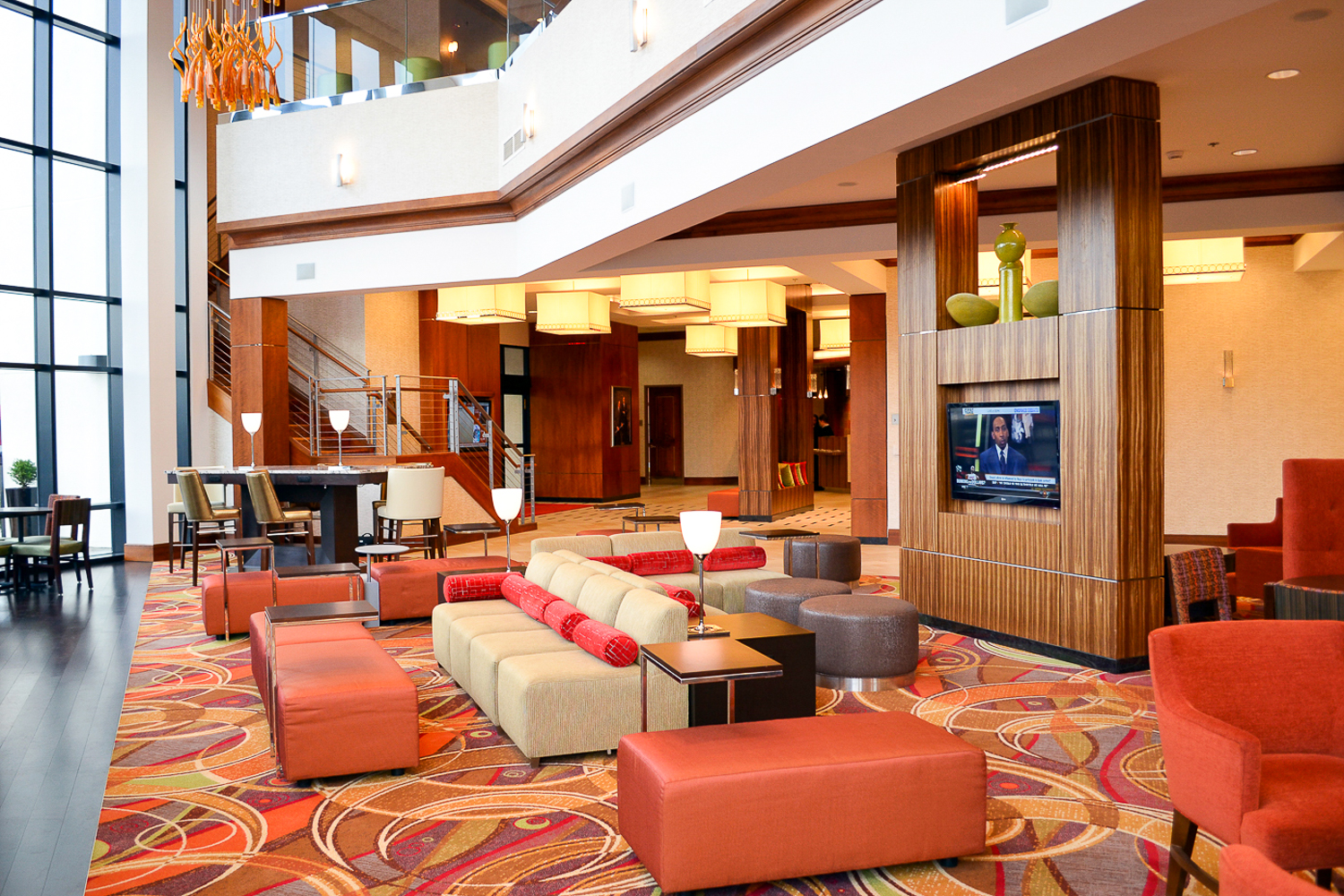 Marriott in Memphis, Tn - Redevelopment Hospitality Hotel Design Construction-2.jpg