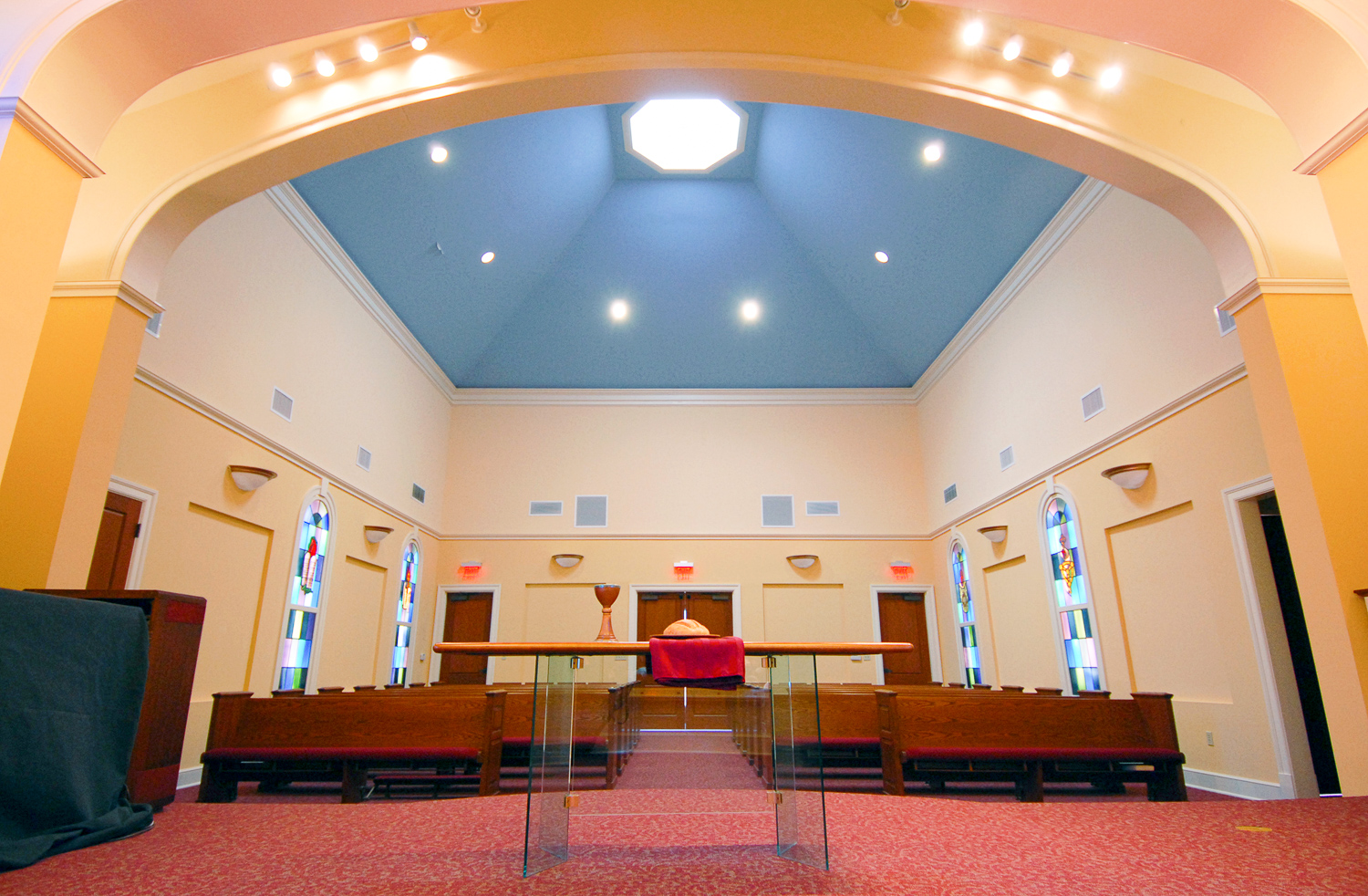 Kingsway Church in Memphis, Tennessee -- Church and Worship Design Construction-4.jpg