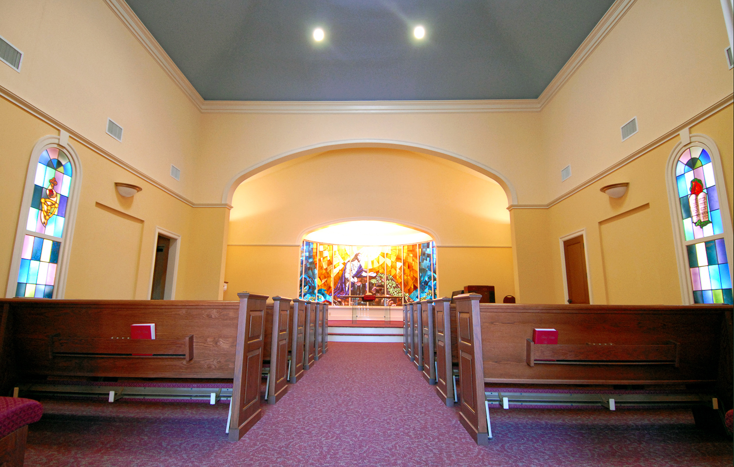 Kingsway Church in Memphis, Tennessee -- Church and Worship Design Construction-5.jpg