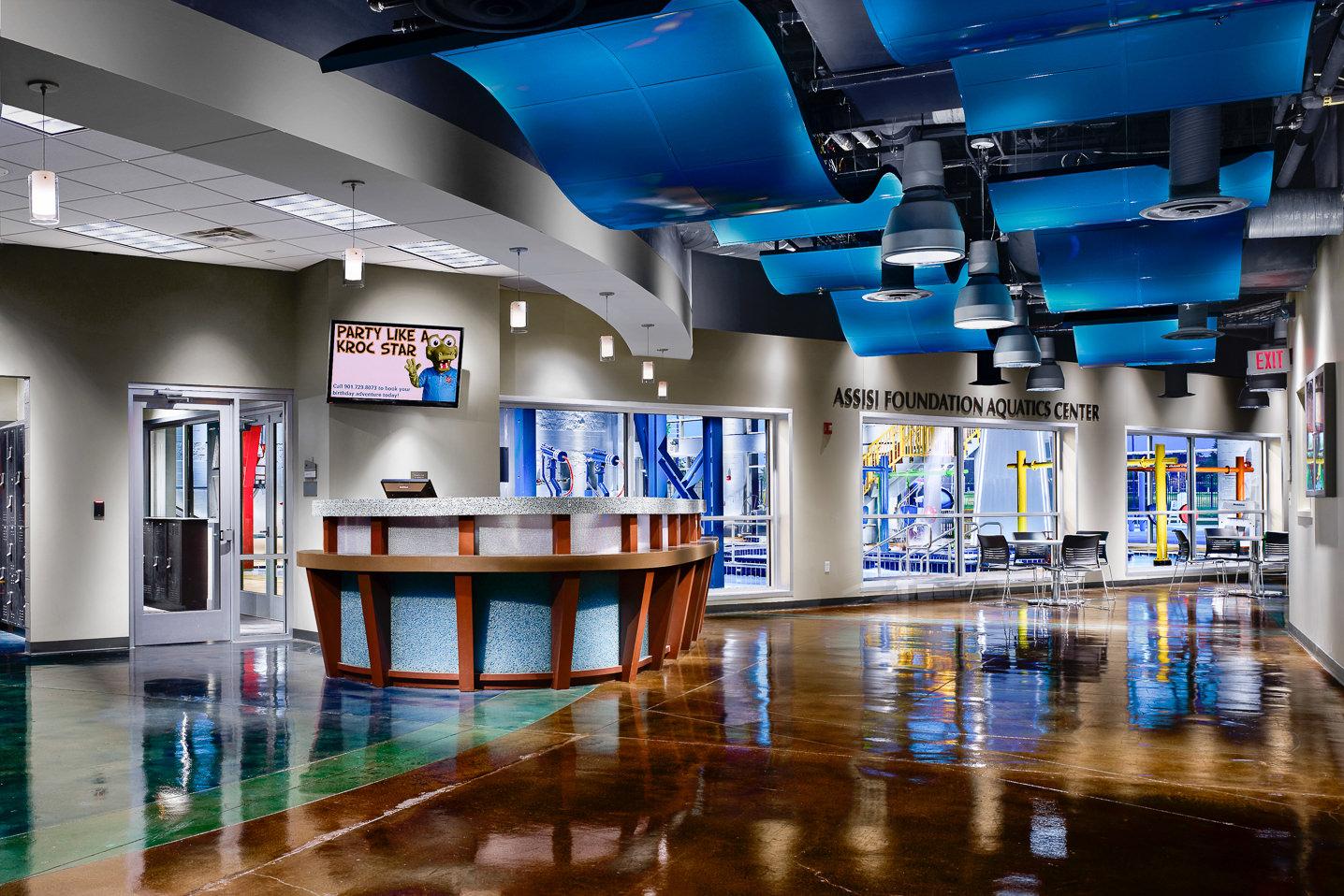 Kroc Center_Memphis