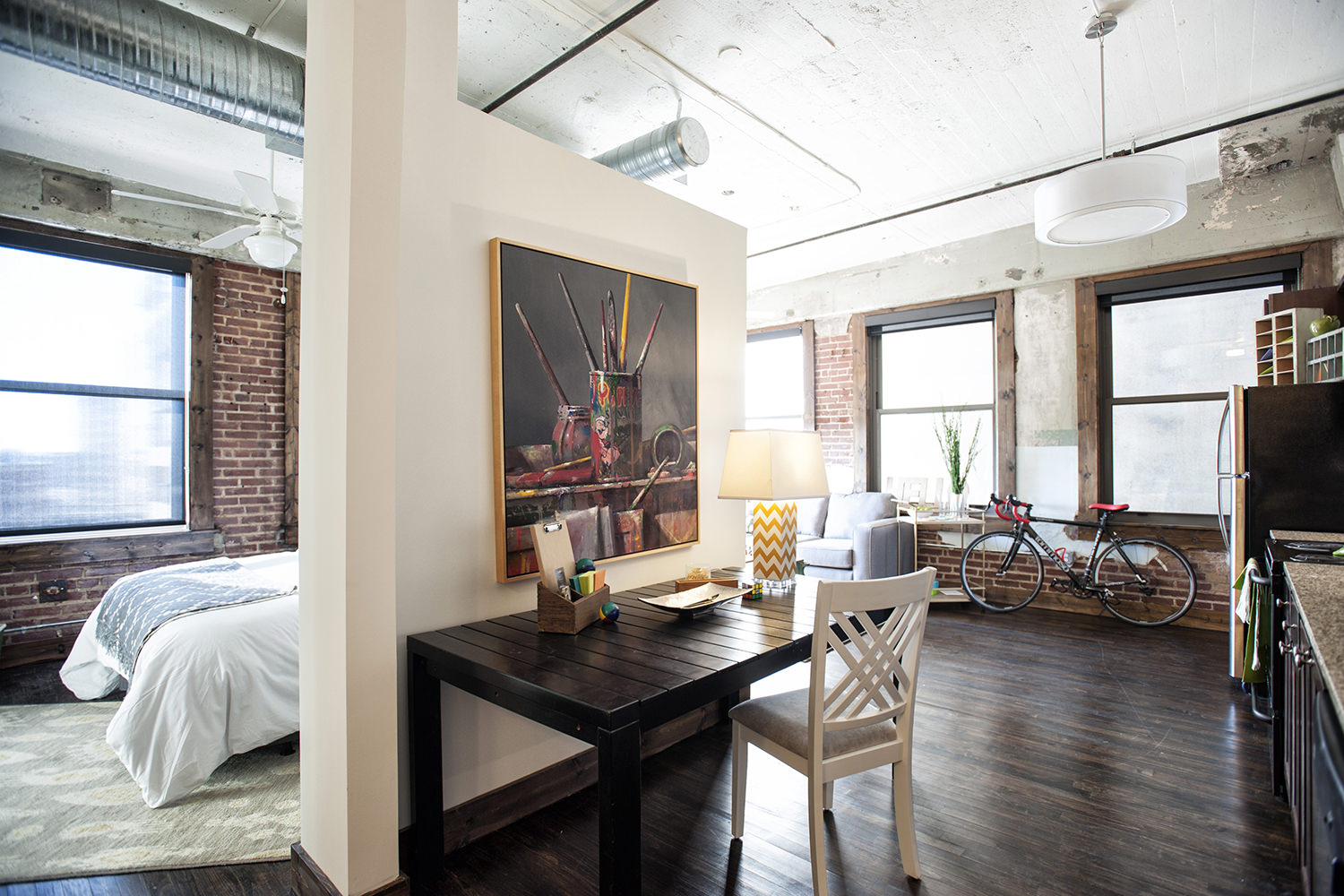 Pressbox Lofts Downtown Memphis, Tennessee - Historic Redevelopment Renovation - 2.jpg