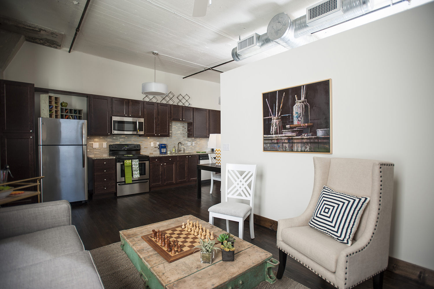 Pressbox Lofts Downtown Memphis, Tennessee - Historic Redevelopment Renovation - 3.jpg