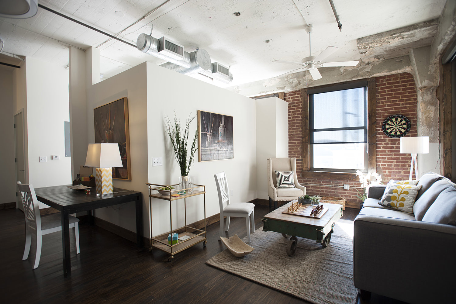 Pressbox Lofts Downtown Memphis, Tennessee - Historic Redevelopment Renovation - 4.jpg