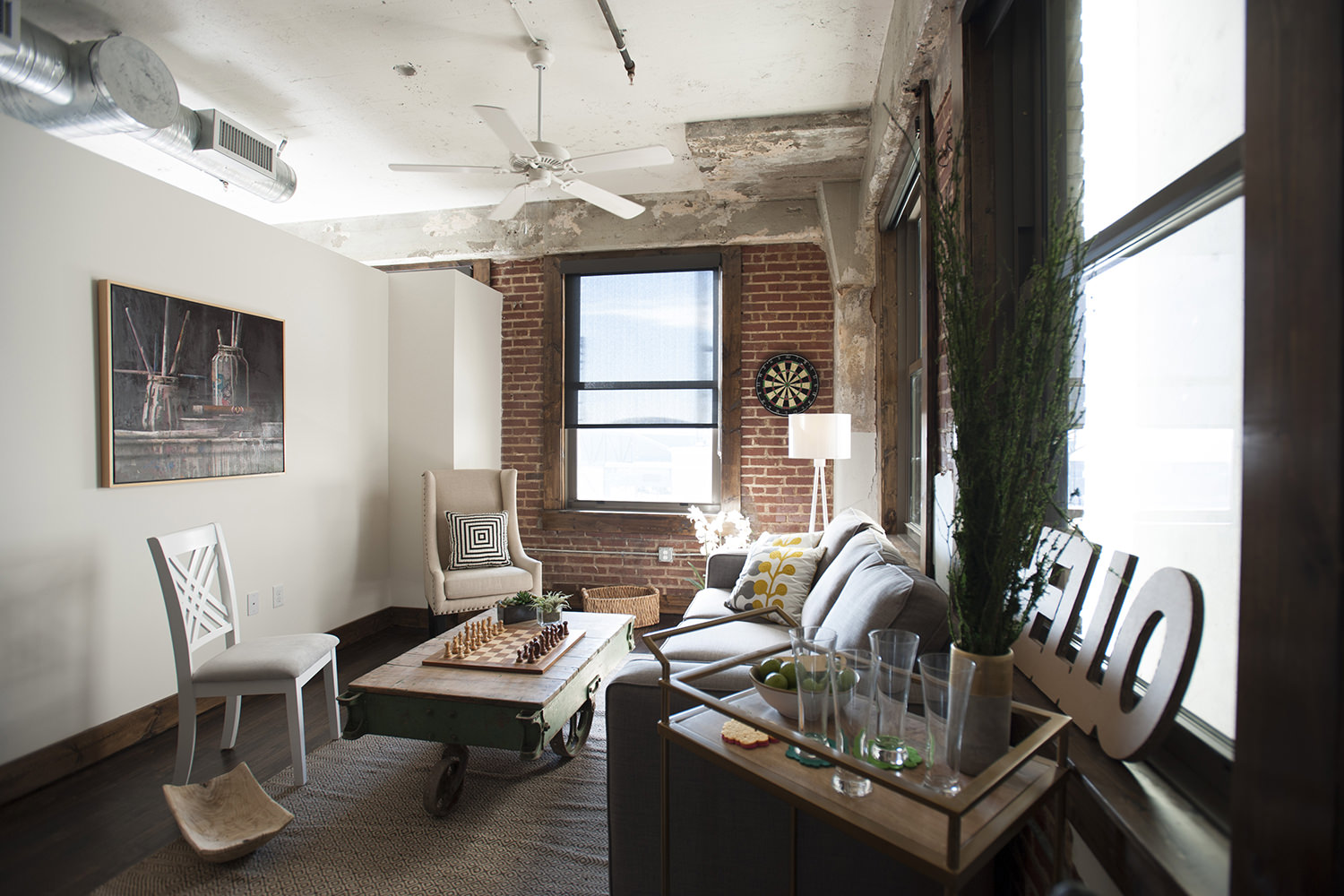 Pressbox Lofts Downtown Memphis, Tennessee - Historic Redevelopment Renovation - 5.jpg