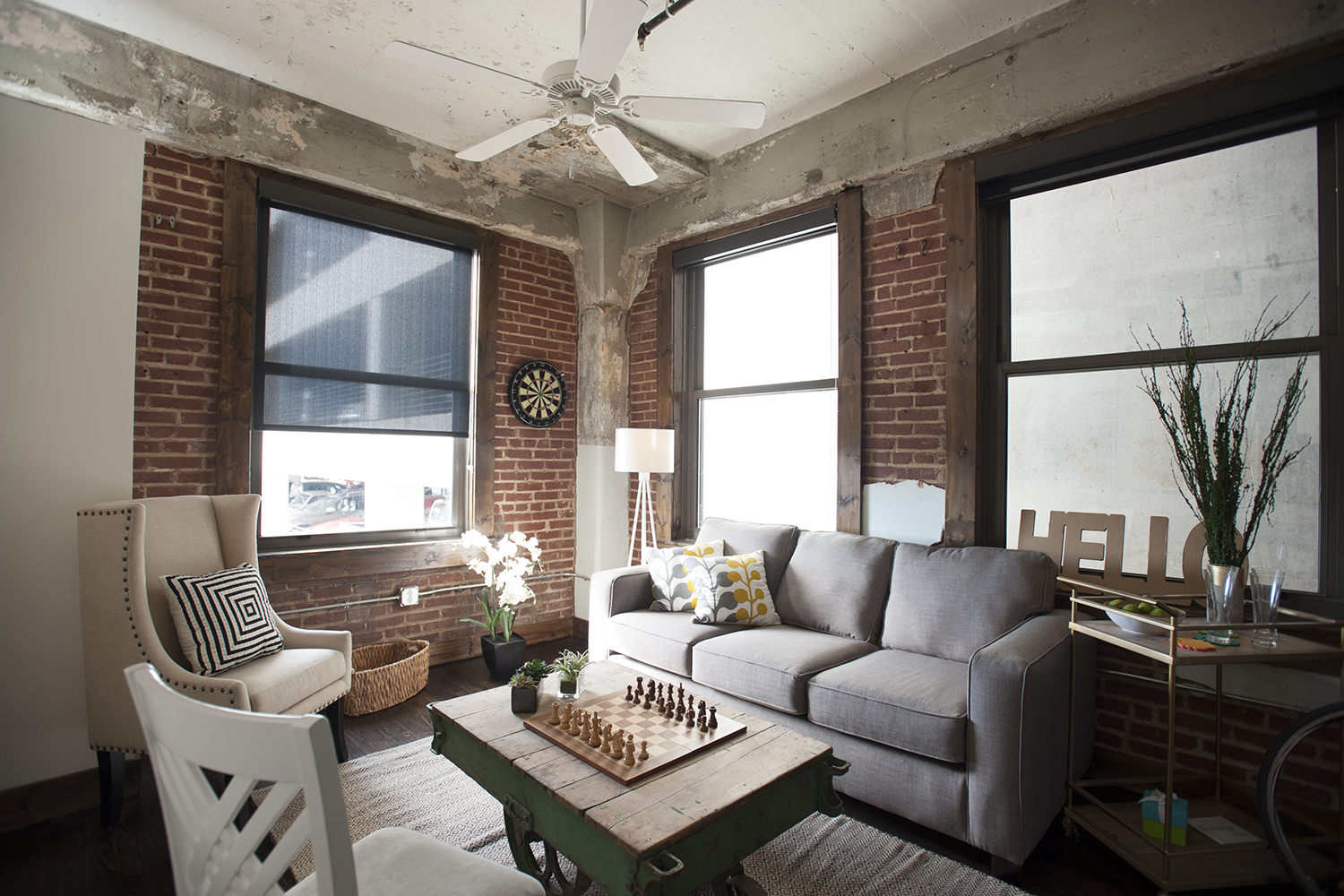 Pressbox Lofts Downtown Memphis, Tennessee - Historic Redevelopment Renovation - 6.jpg