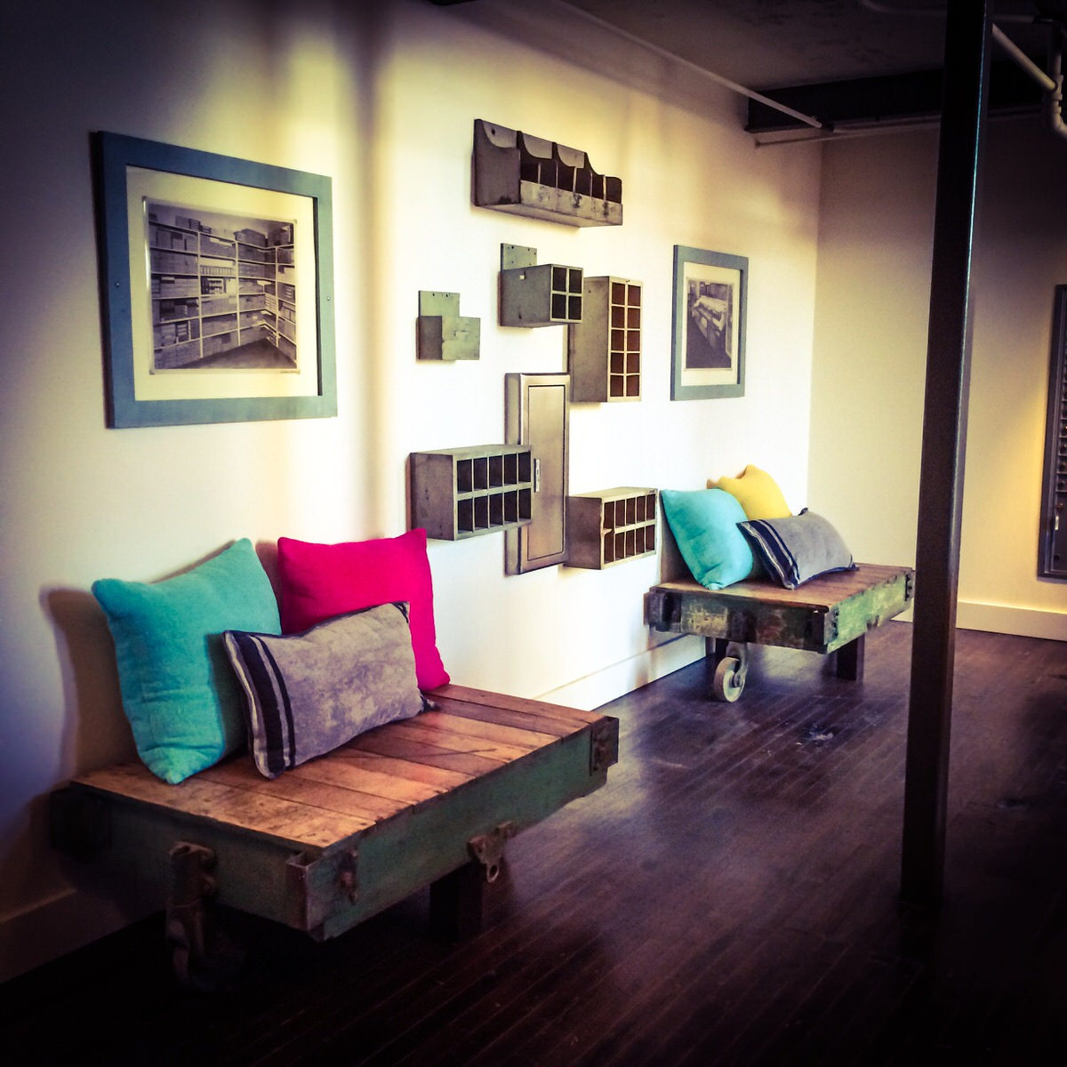 Pressbox Lofts Downtown Memphis, Tennessee - Historic Redevelopment Renovation - 27.jpg