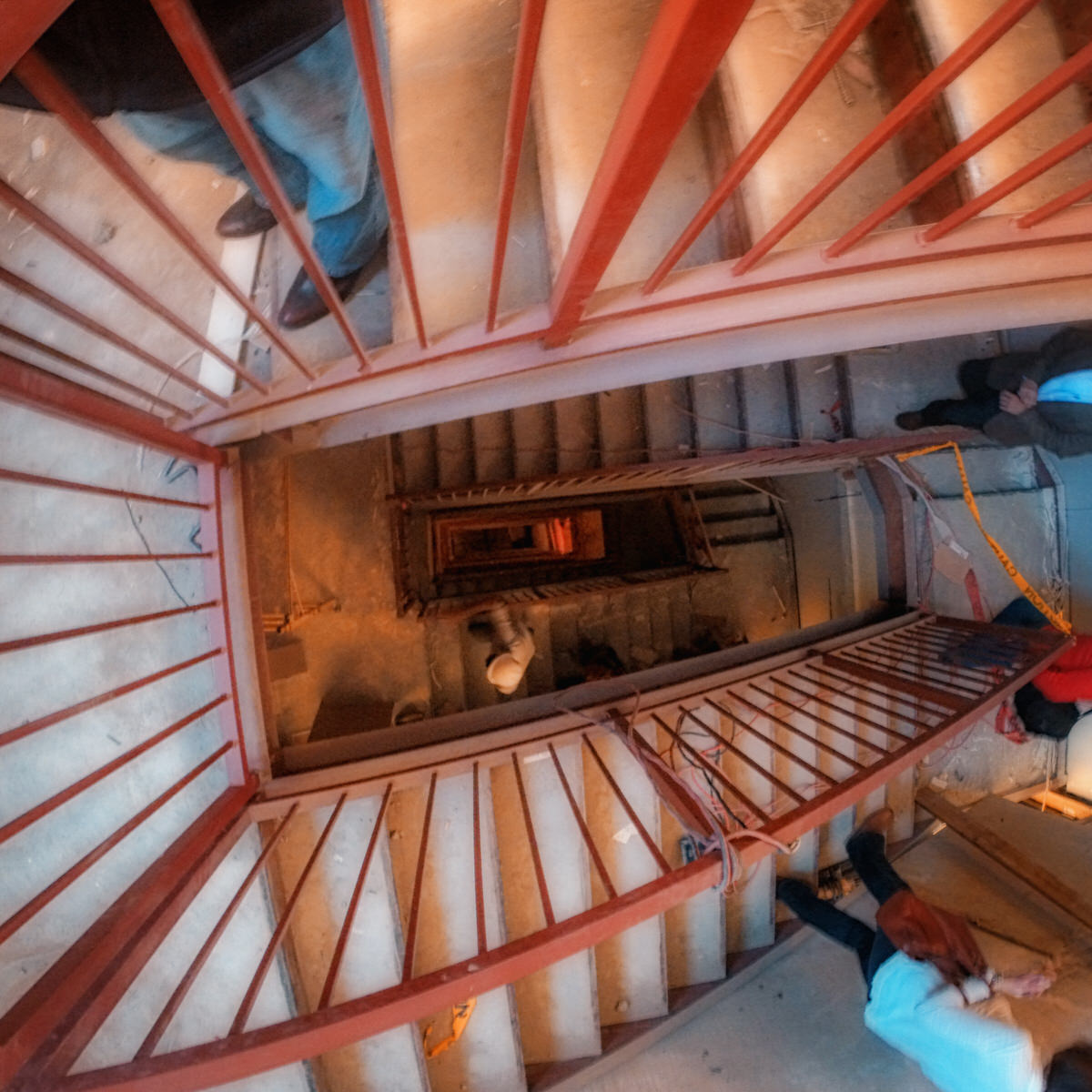 Pressbox-Lofts-Downtown-Memphis,-Tennessee---Historic-Redevelopment-Renovation---stairs-33.jpg