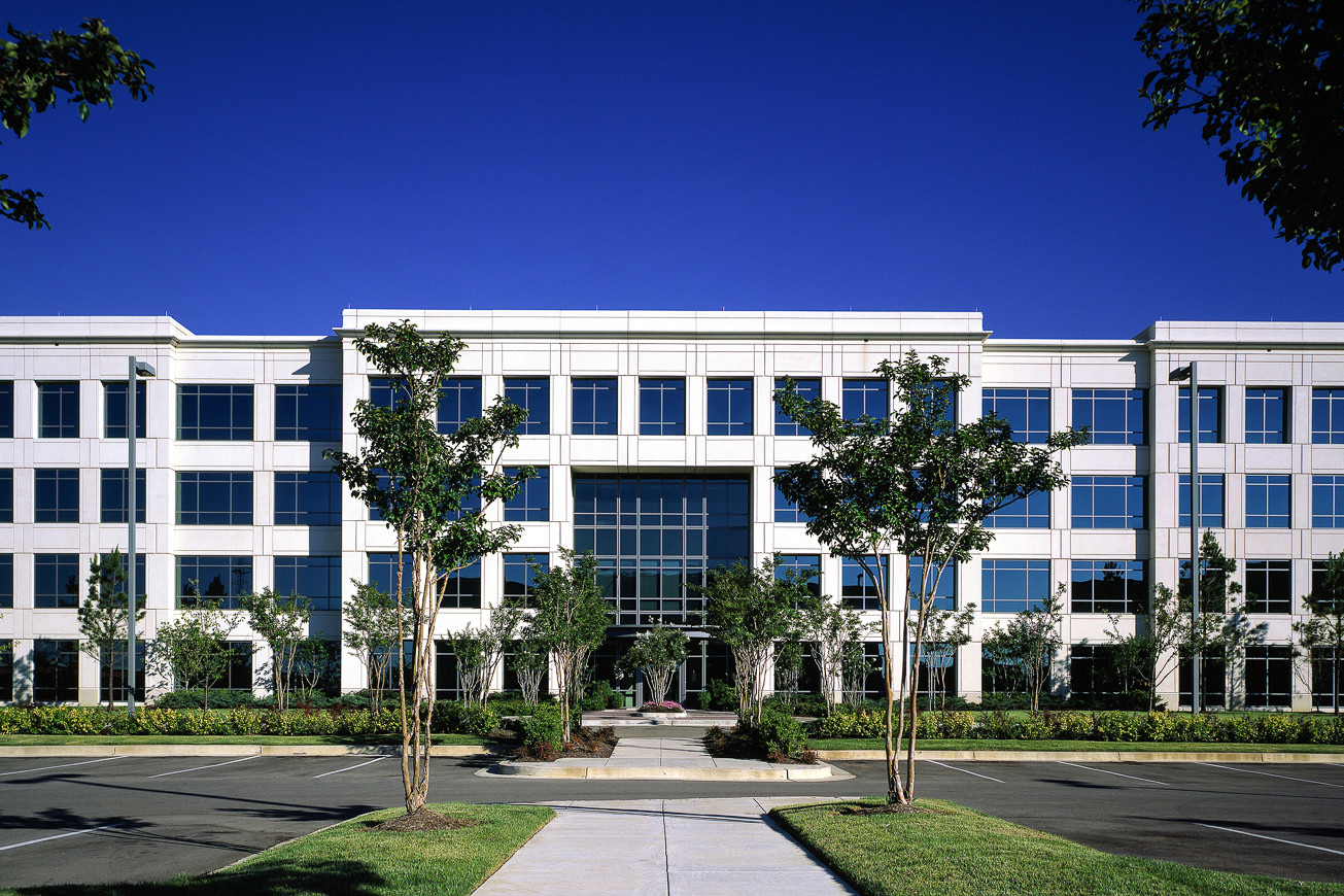 Lenox Park Corporate Commercial Office Construction in Memphis. TN