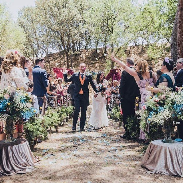 Bodas diferentes y divertidas @fincaelalbero  @lauriloly #eventos #event #funnywedding #bodasafloremio #afloremio