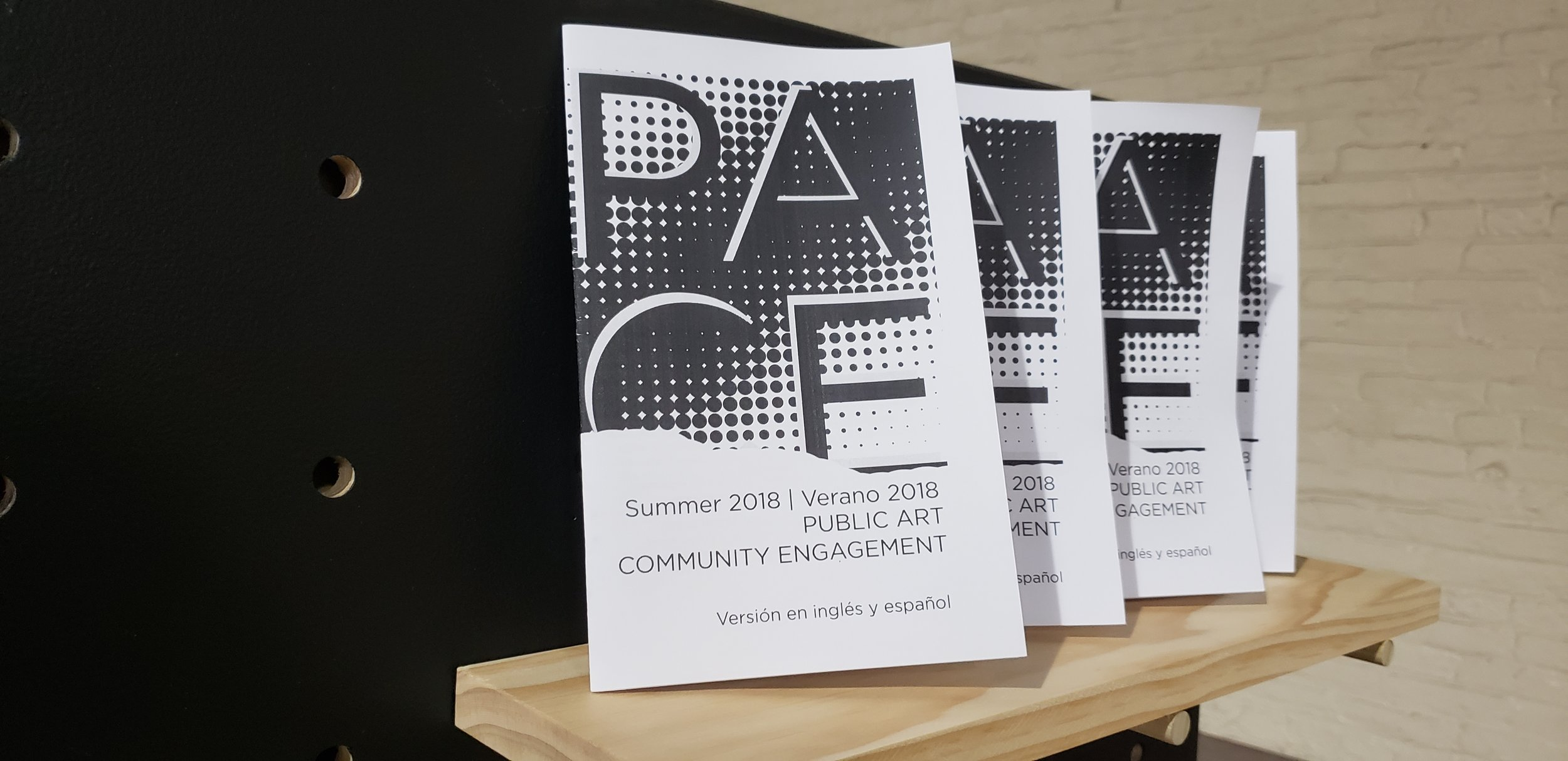 PACE Summer 2018 - Download the summer zine for free here!
