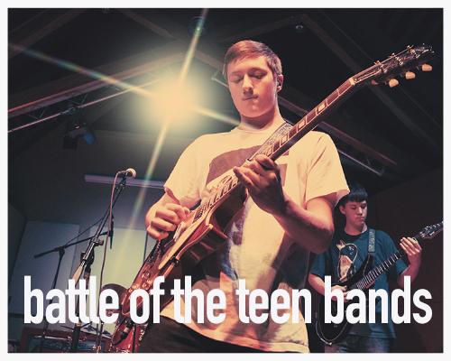 battle of teen bands