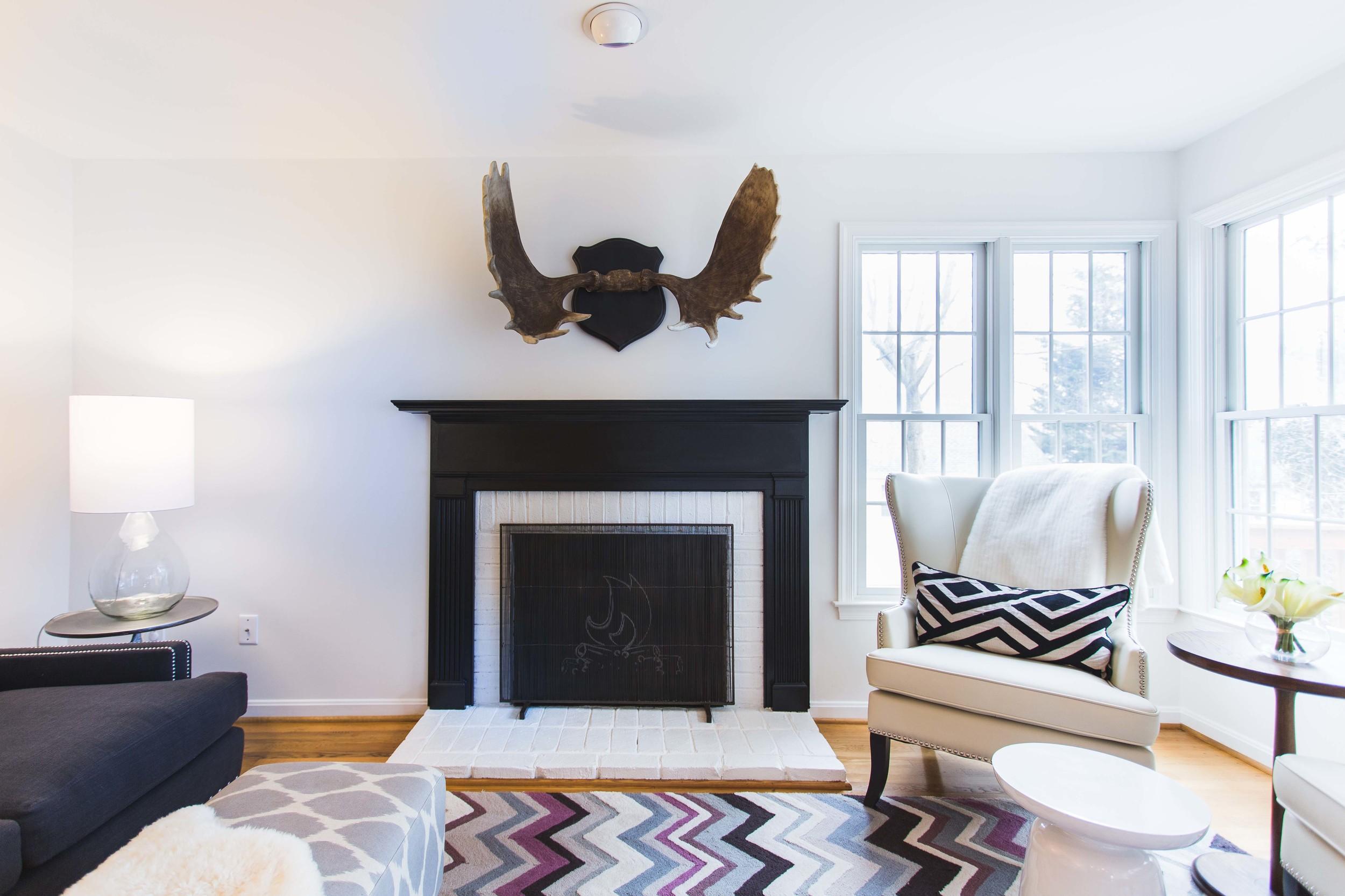Quick Fix Fireplace