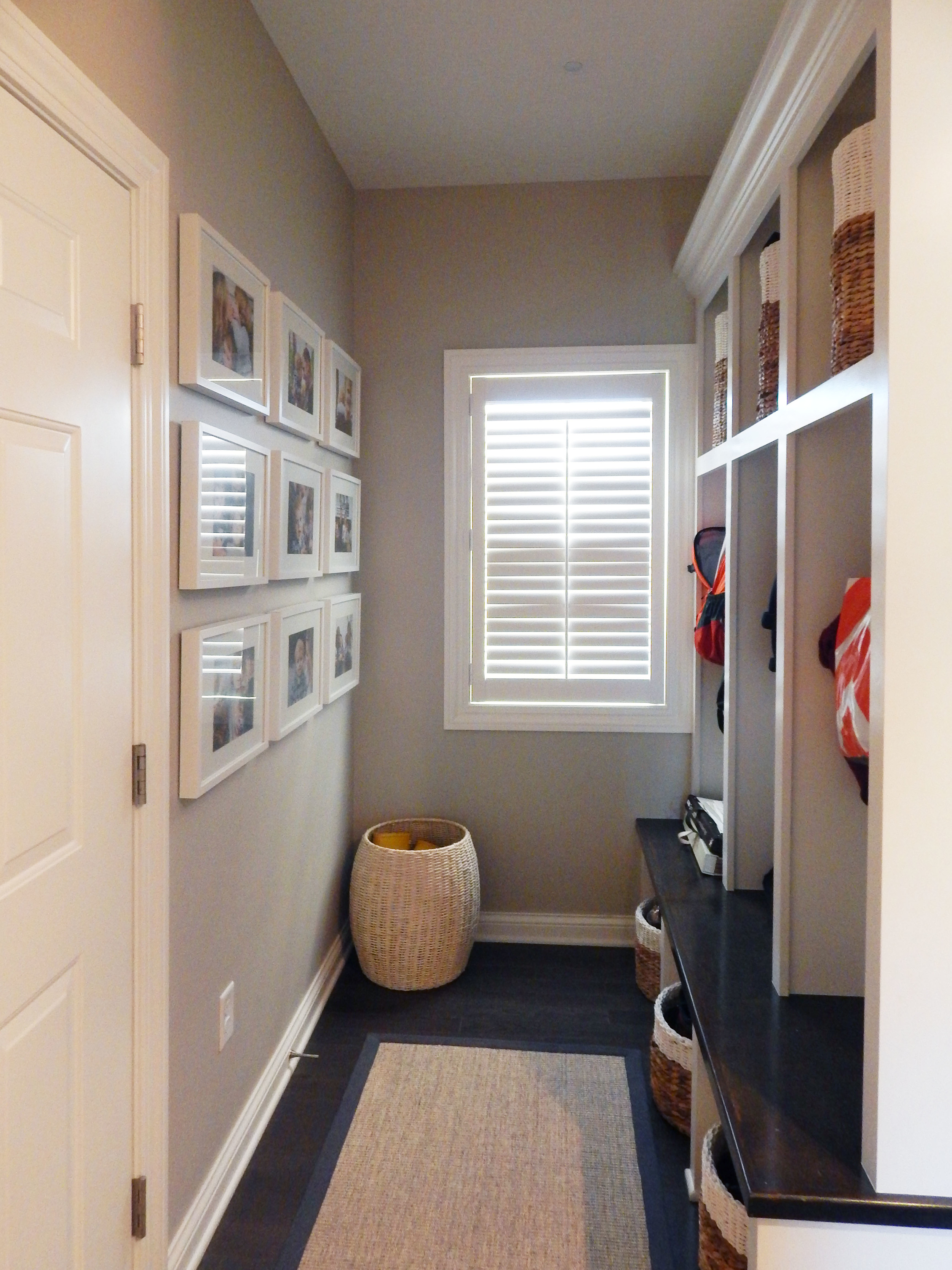 Dress Up Your Mud Room