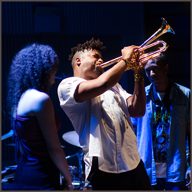 Christian (aTunde Adjuah) Scott - SF Jazz