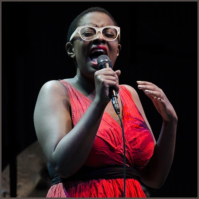 Cécile McLorin Salvant - SF Jazz