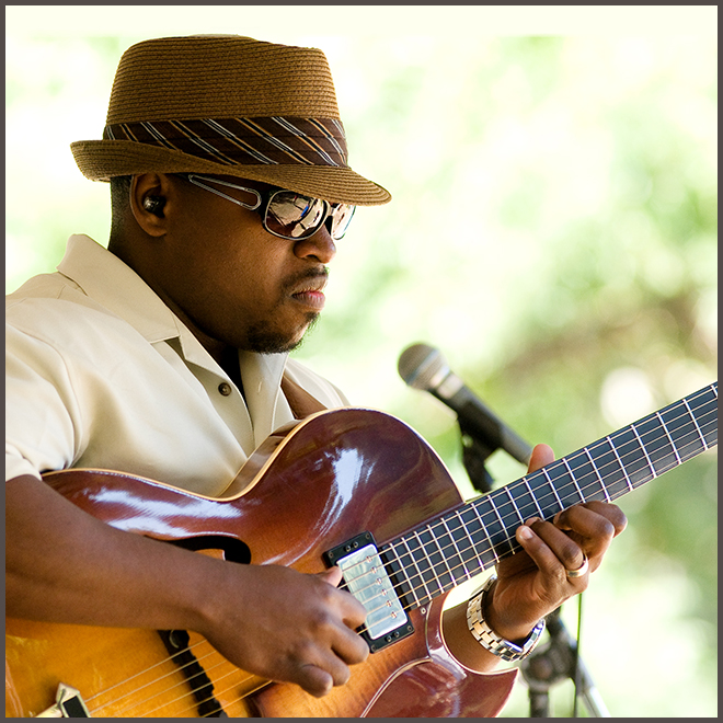 Terrence Brewer - Russian River Jazz Festival