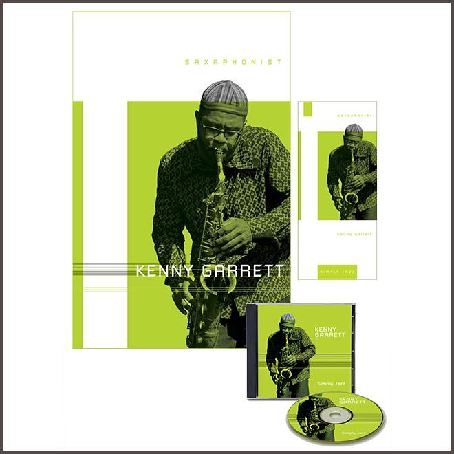 Identity Concept - Kenny Garrett