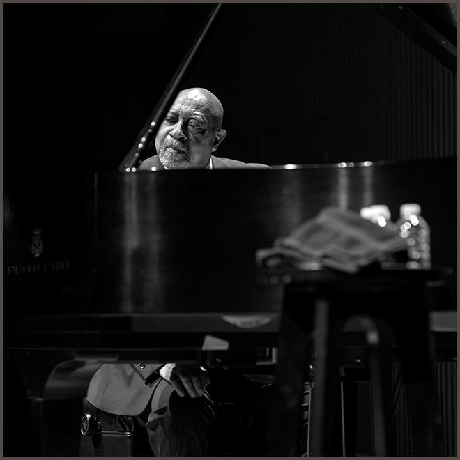 Kenny Barron - SF Jazz