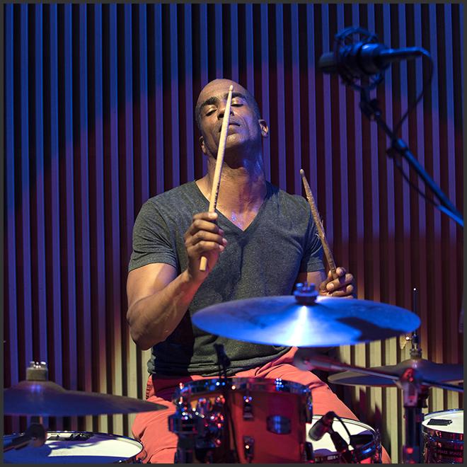 Chris Eddleton, Drummer – Red Baraat