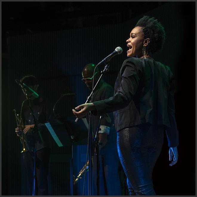 Meklit - SF Jazz 2018