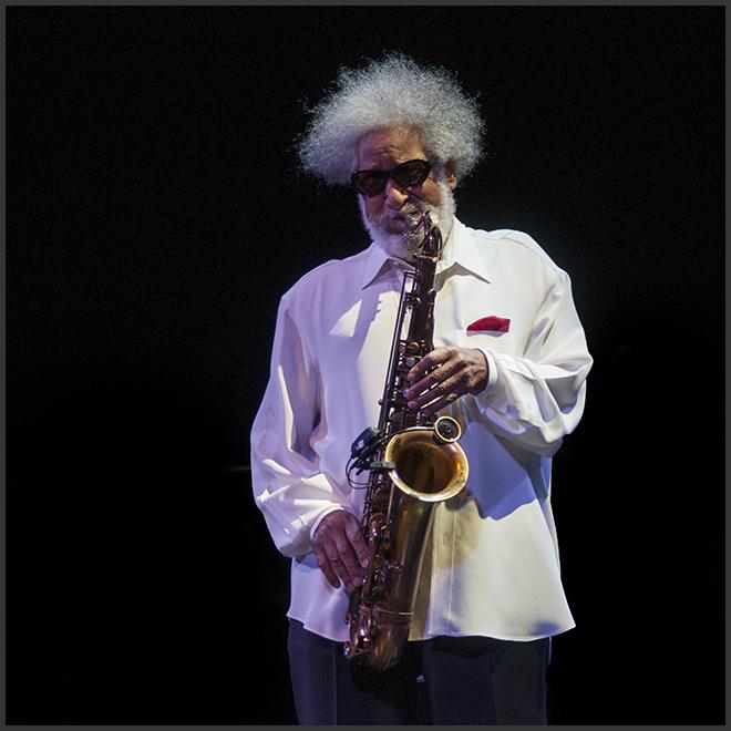 Sonny Rollins - Mondavi Center for Performing Arts