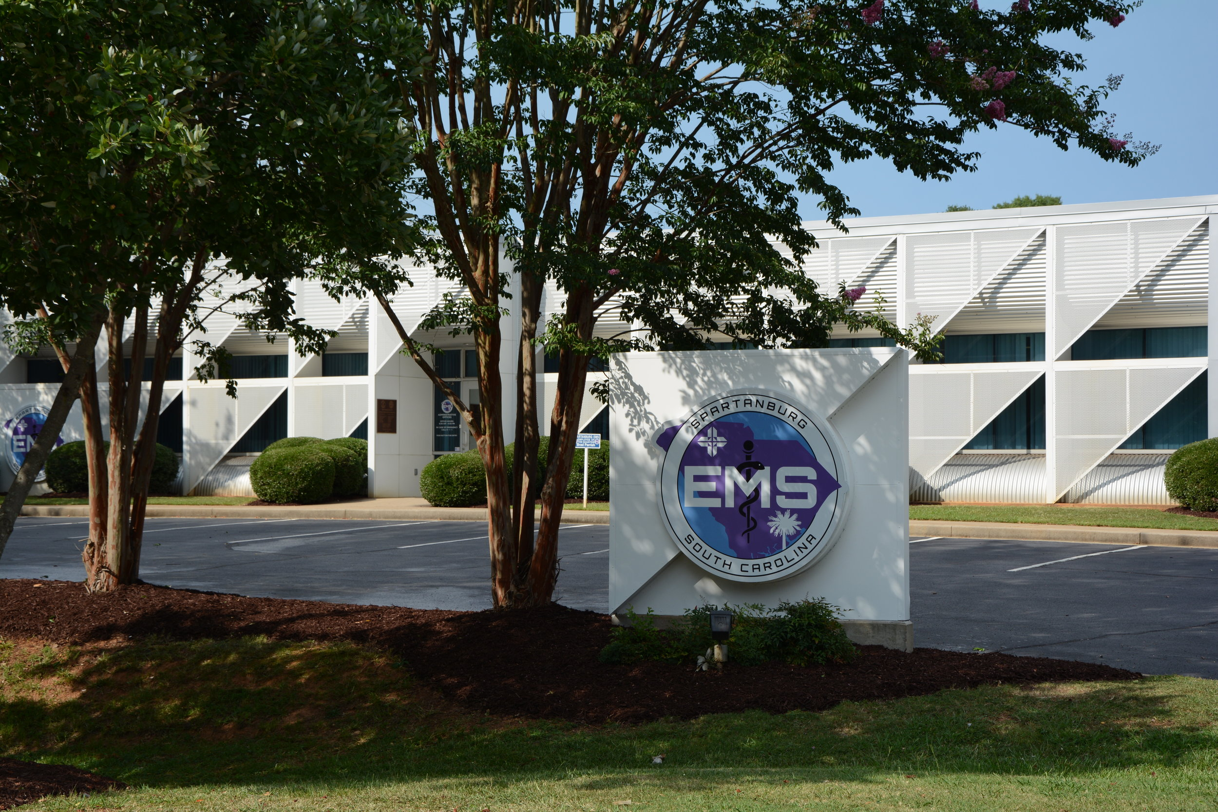 Spartanburg EMS is currently seeking applicants for future positions. -