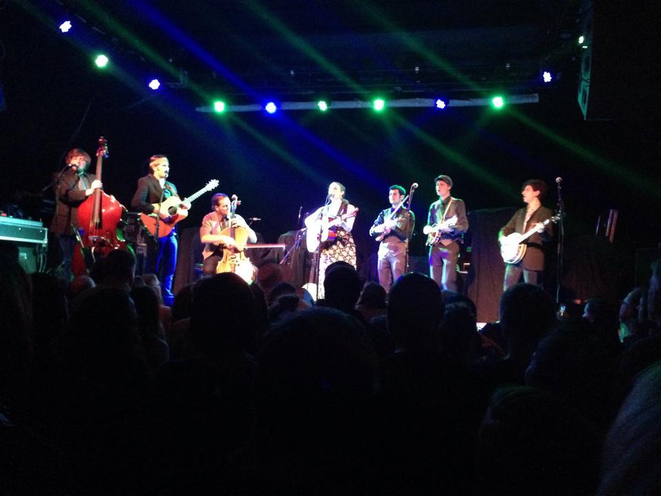 The Deadly Gentlemen and the Sarah Jarosz Trio January 25, 2014