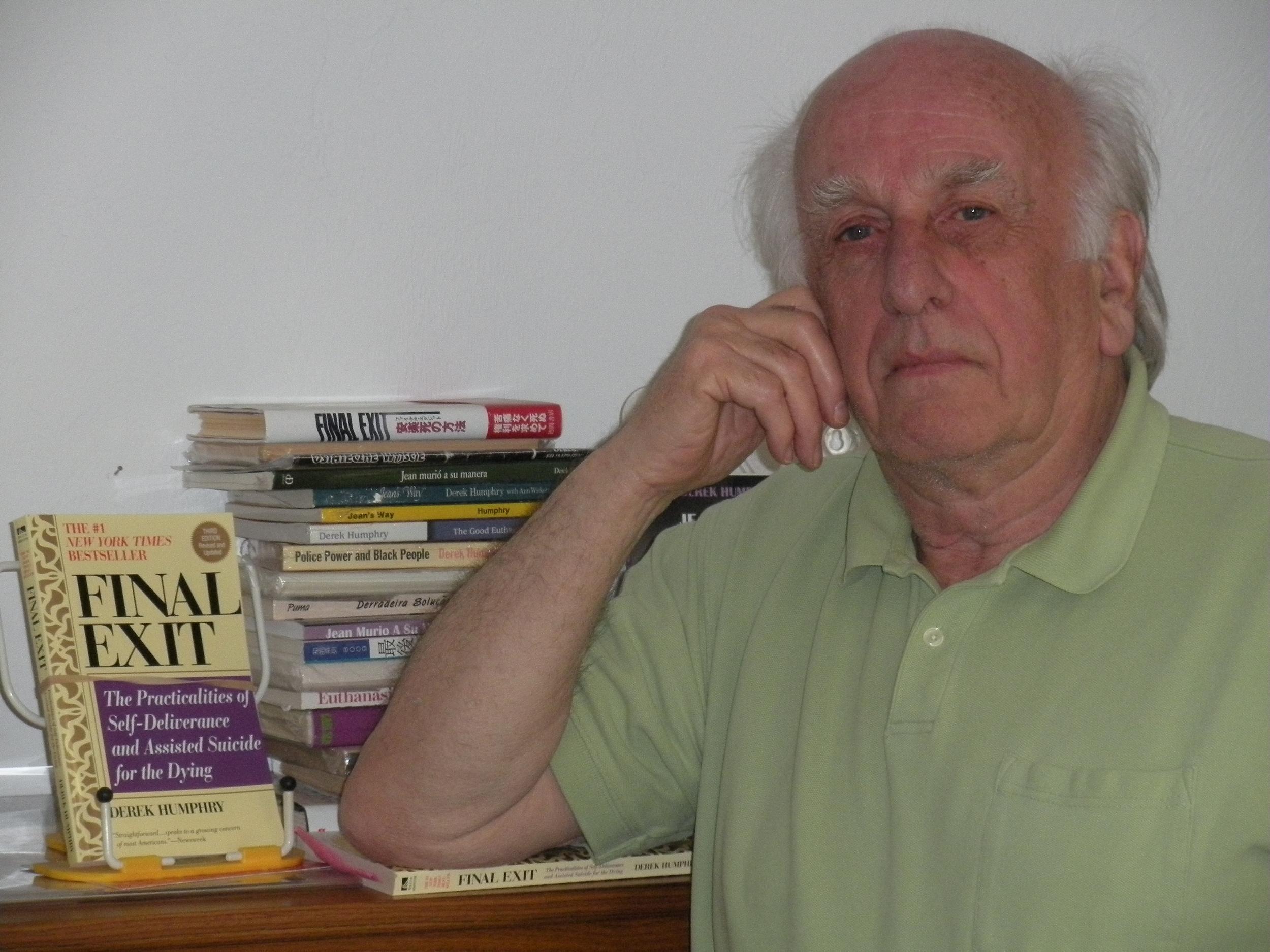 Derek Humphry