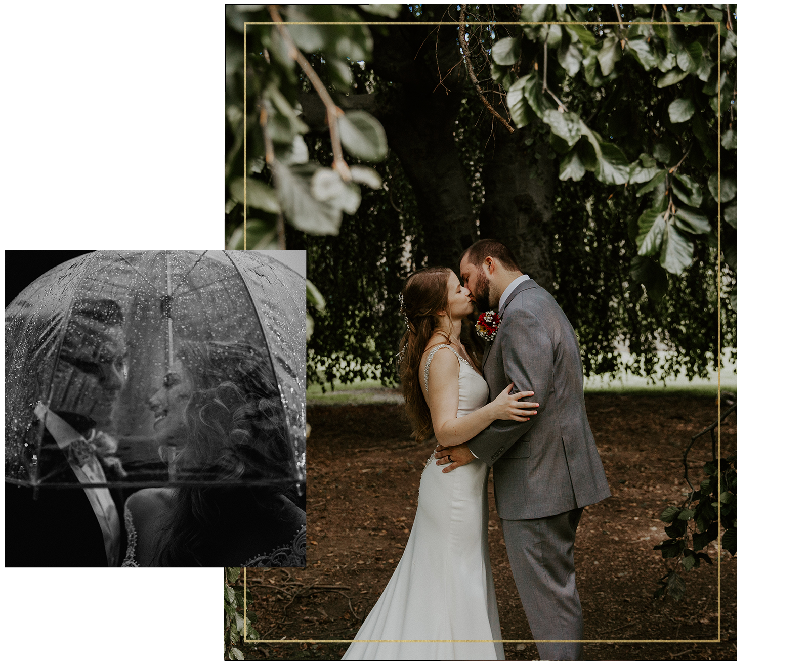 Weddings & Elopements - Capturing real-life love stories.
