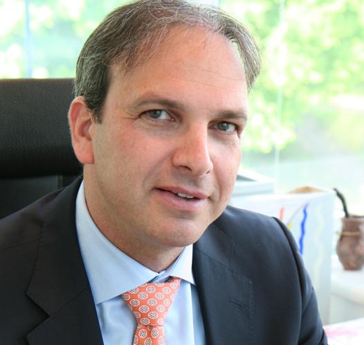 Rami Levin, President of Sobi North America