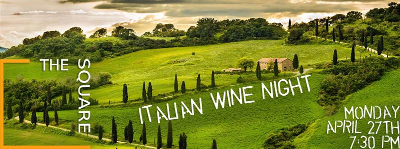Italian wine night the square restaurant.jpg